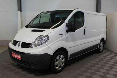 RENAULT TRAFIC II FG L1H1 DCI90 GRAND CONFORT d'occasion