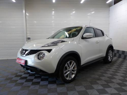 NISSAN JUKE 1.5 dCi 110 FAP Start/Stop System Acenta - 5P d'occasion