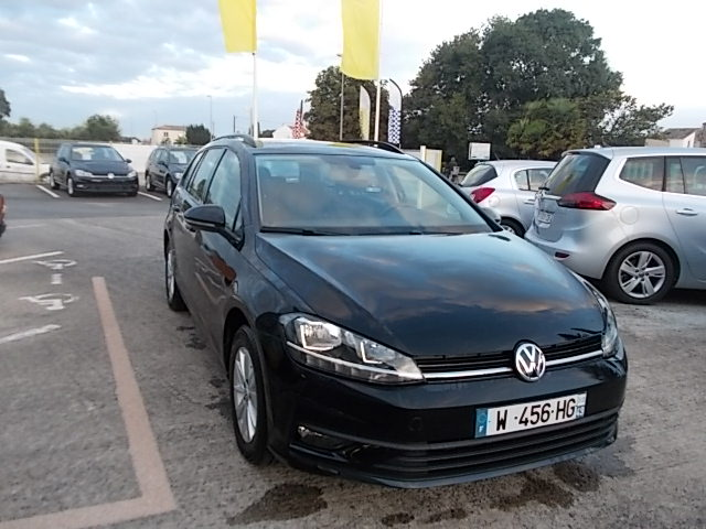 VOLKSWAGEN GOLF SW BUSINESS - 1.6 TDI 115 BlueMotion Technology DSG7 Trendline Business