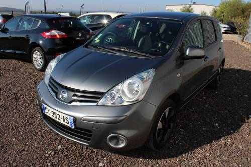 NISSAN NOTE0