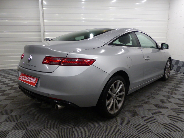 RENAULT LAGUNA COUPE 2011 à 7690 € - Photo n°4