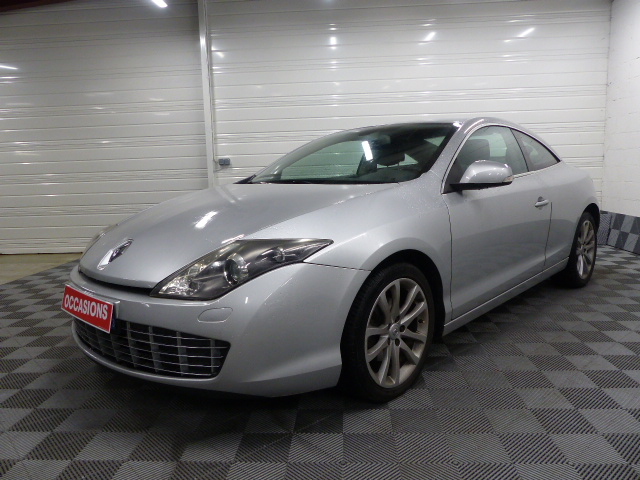RENAULT LAGUNA COUPE 2011 à 7690 € - Photo n°1