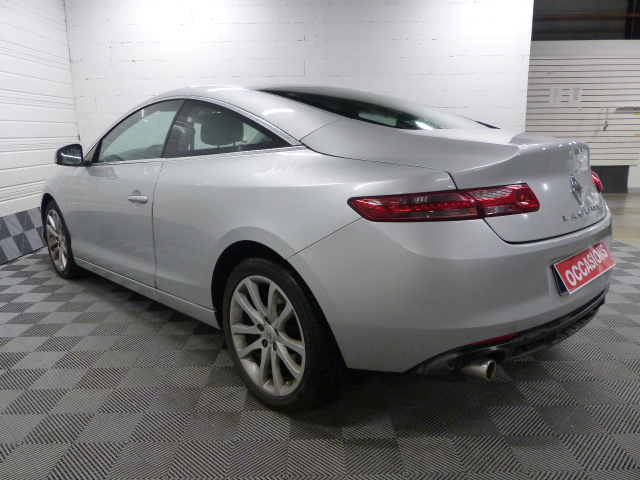 RENAULT LAGUNA COUPE 2011 à 7690 € - Photo n°5