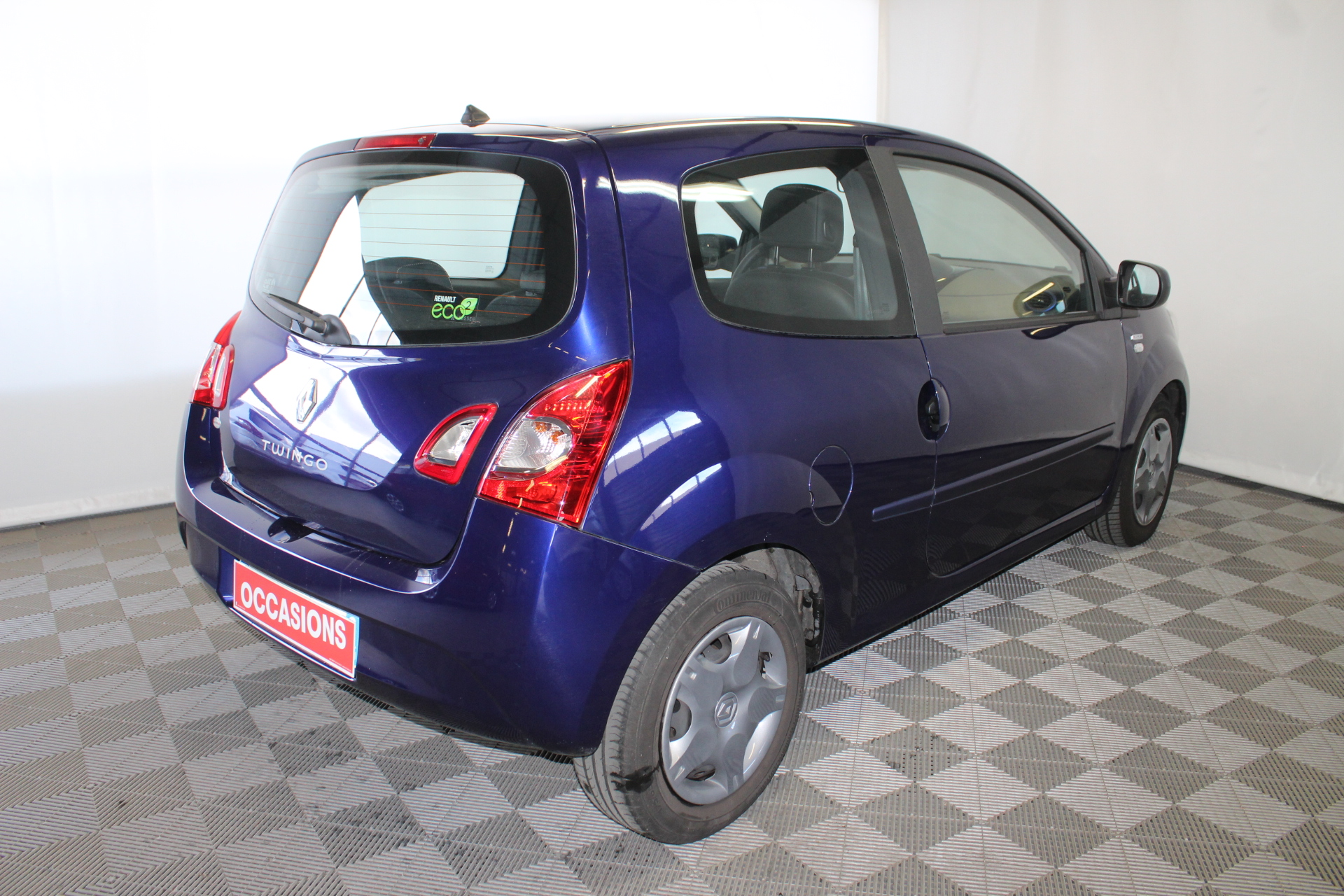 RENAULT TWINGO II 2013 à 5900 € - Photo n°3