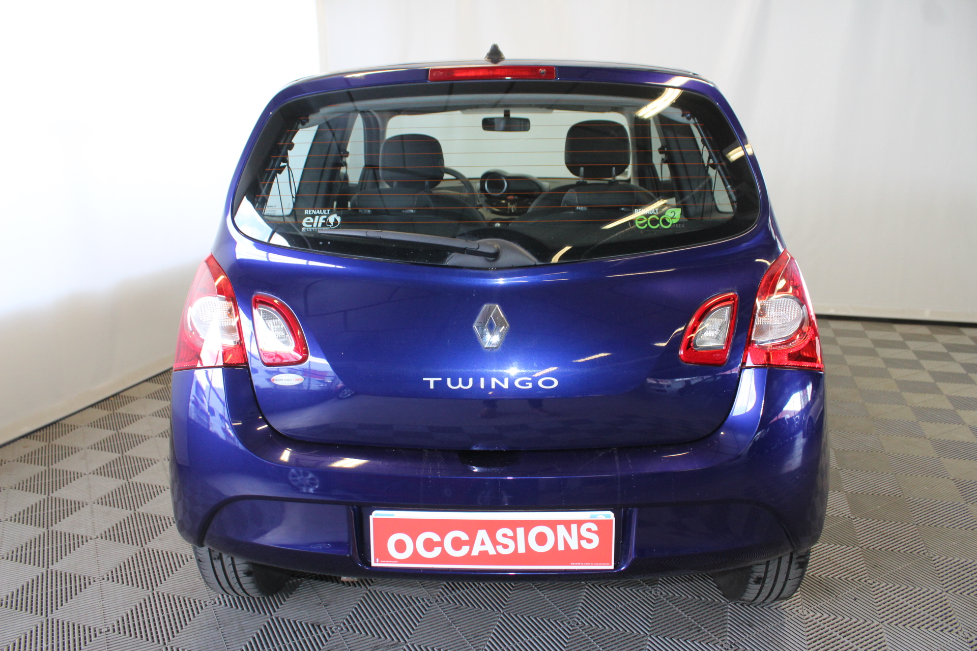 RENAULT TWINGO II 2013 à 5900 € - Photo n°4