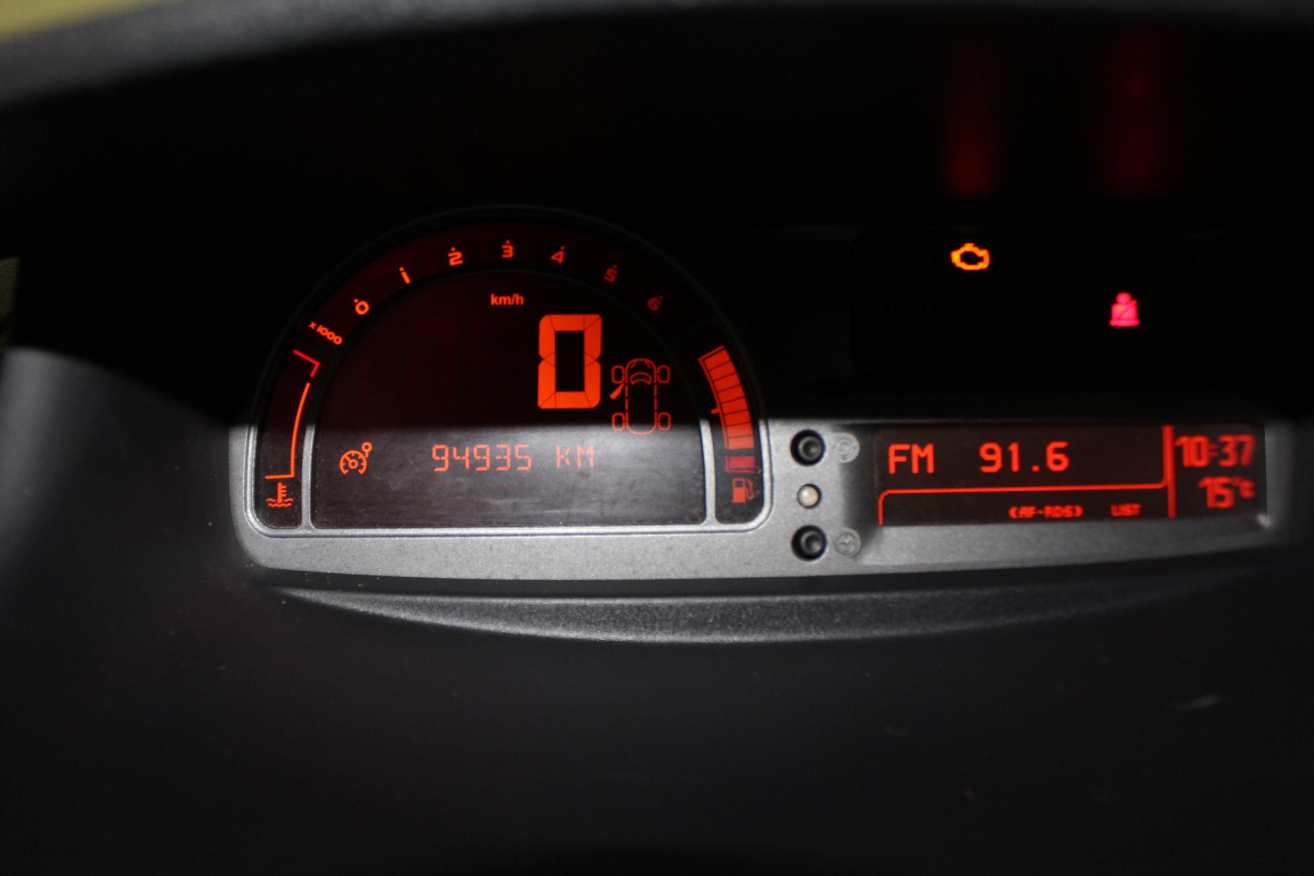 RENAULT GRAND MODUS 2011 à 5500 € - Photo n°15