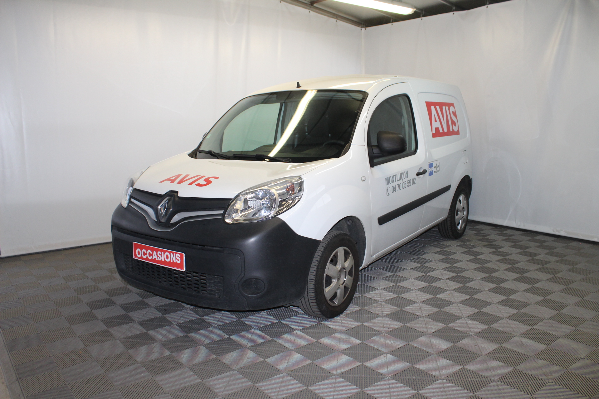 RENAULT KANGOO II EXPRESS 1.5 DCI 75 GRAND CONFORT FT d'occasion