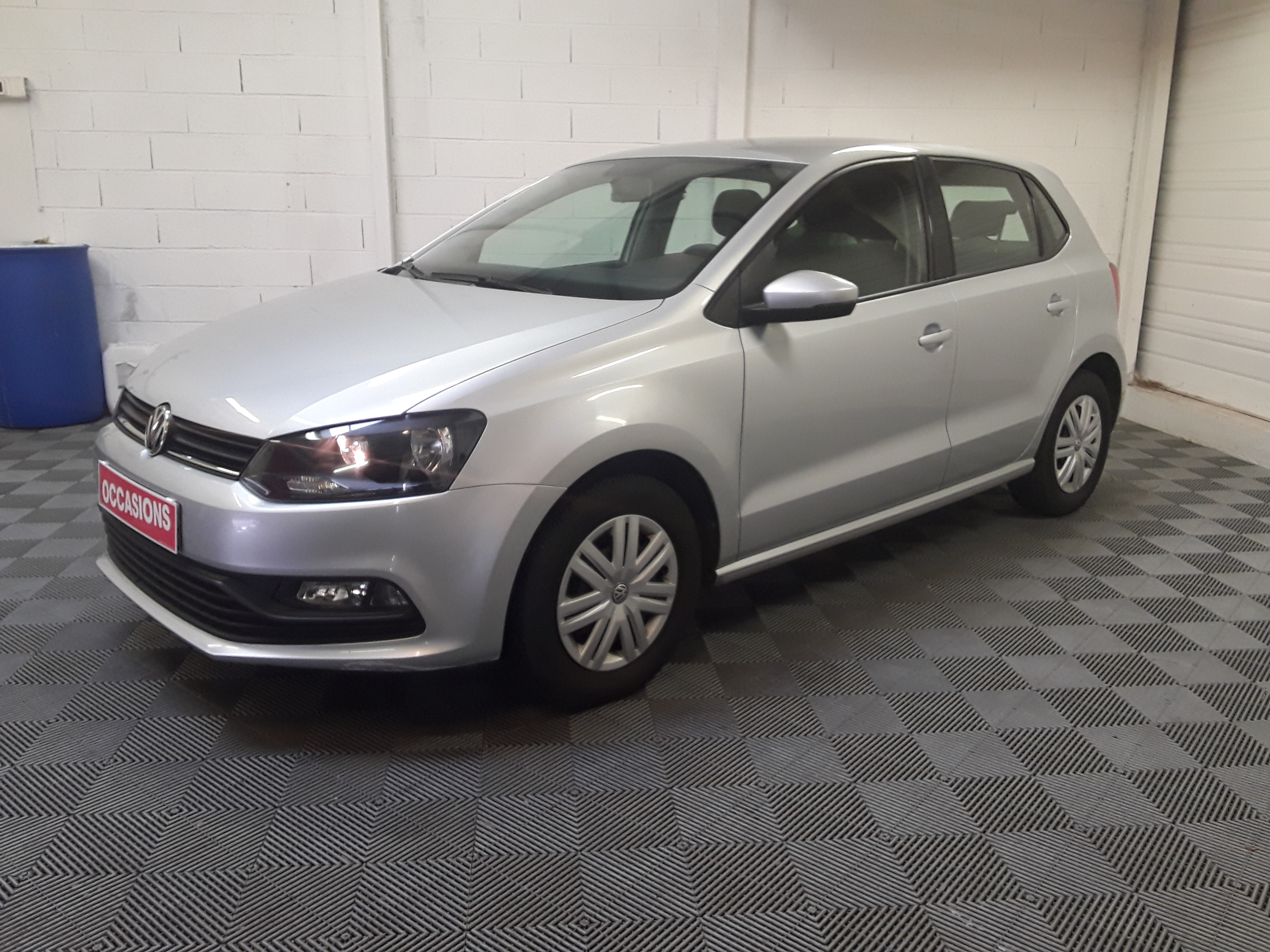 VOLKSWAGEN POLO 1.0 60 Edition d'occasion