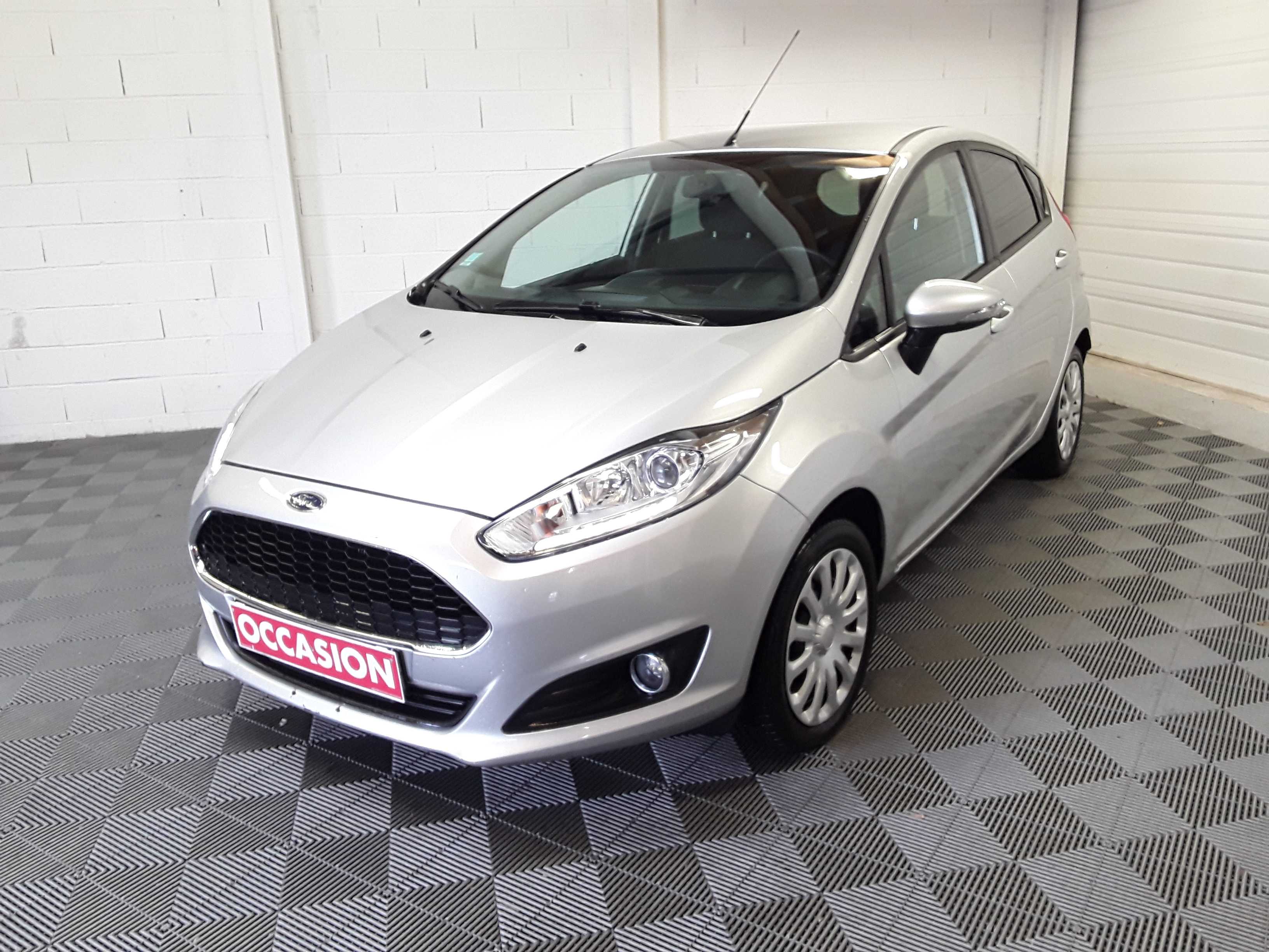 FORD FIESTA EDITION 5P 1.25 82CH d'occasion