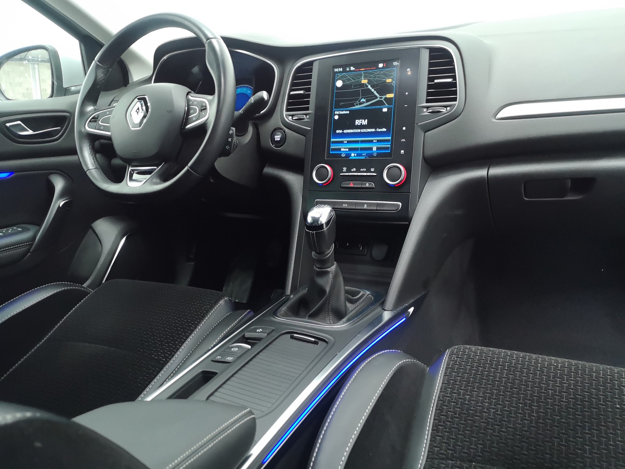 RENAULT MEGANE IV BERLINE 2016 à 14900 € - Photo n°6