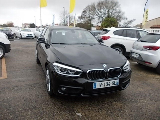 BMW SERIE 1 F20 LCI2 - 118i 136 ch BVA8 Lounge