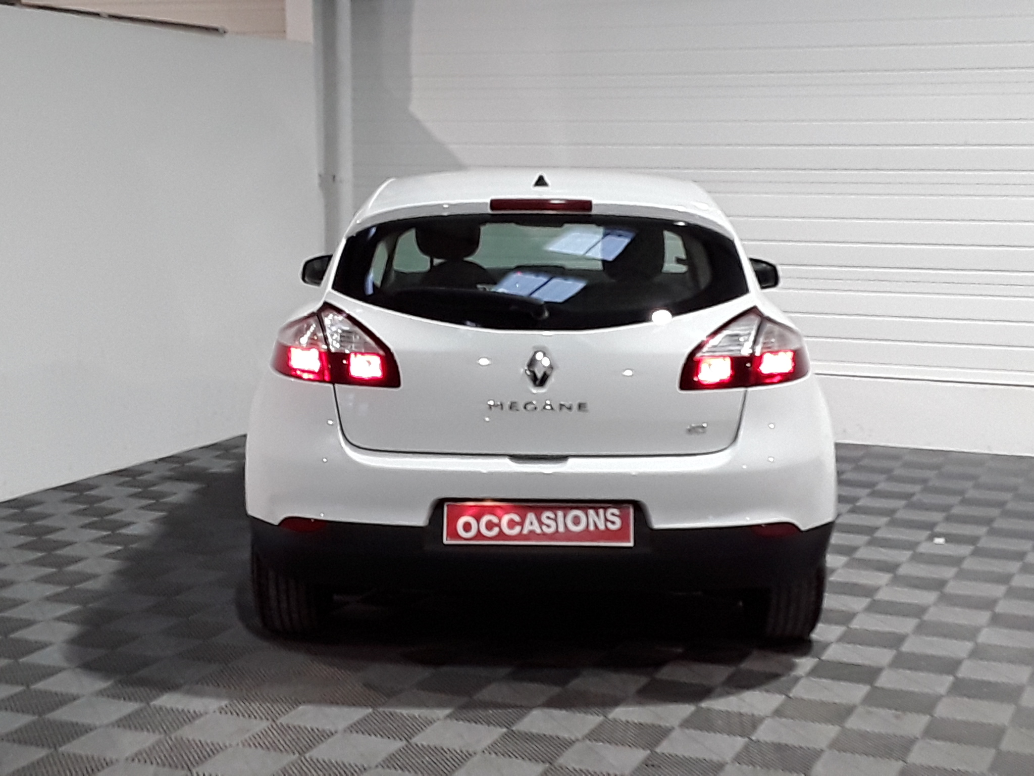 RENAULT MEGANE III SOCIETE 2016 à 7500 € - Photo n°22