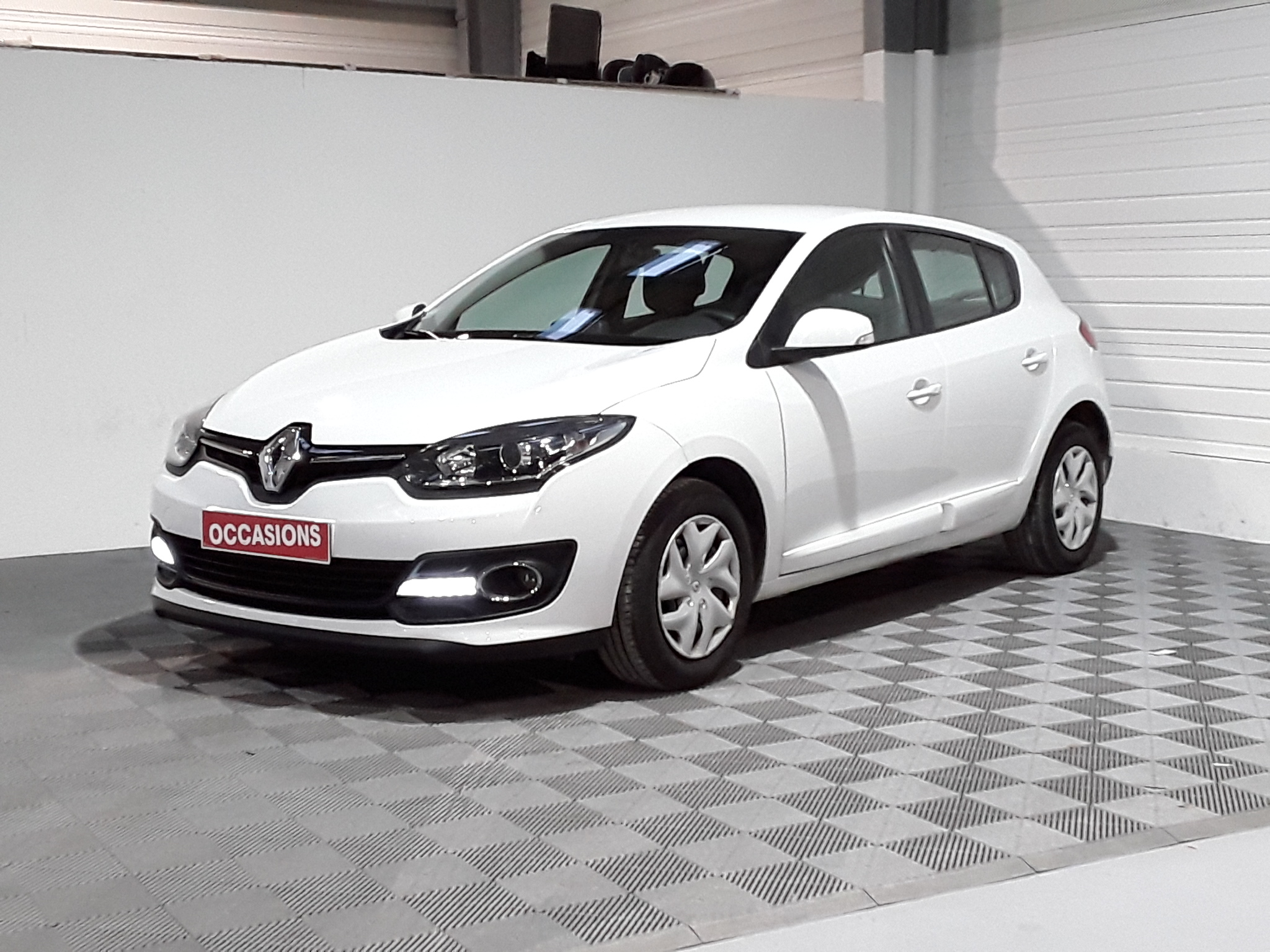 RENAULT MEGANE III SOCIETE 2016 à 7500 € - Photo n°1