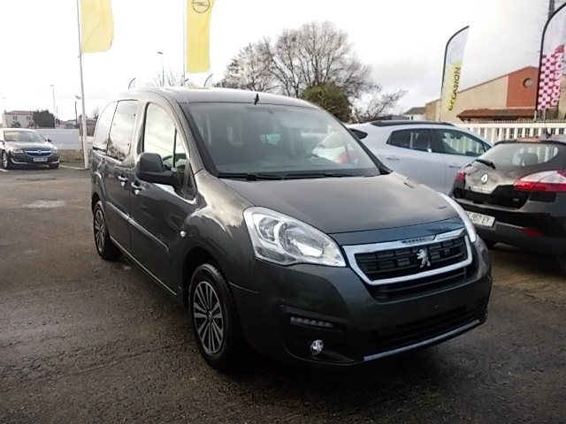 PEUGEOT PARTNER TEPEE - 1.6 BlueHDi 100ch BVM5 Active