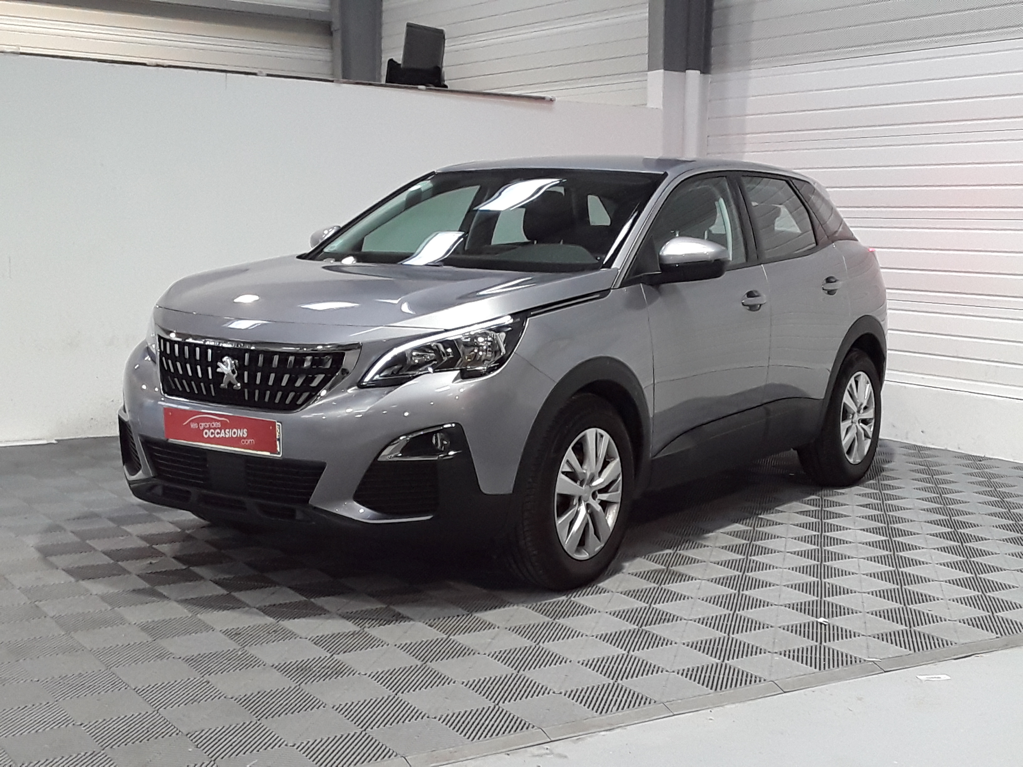 PEUGEOT 3008 ACTIVE BHDI 130CH S&S BVM6 d'occasion