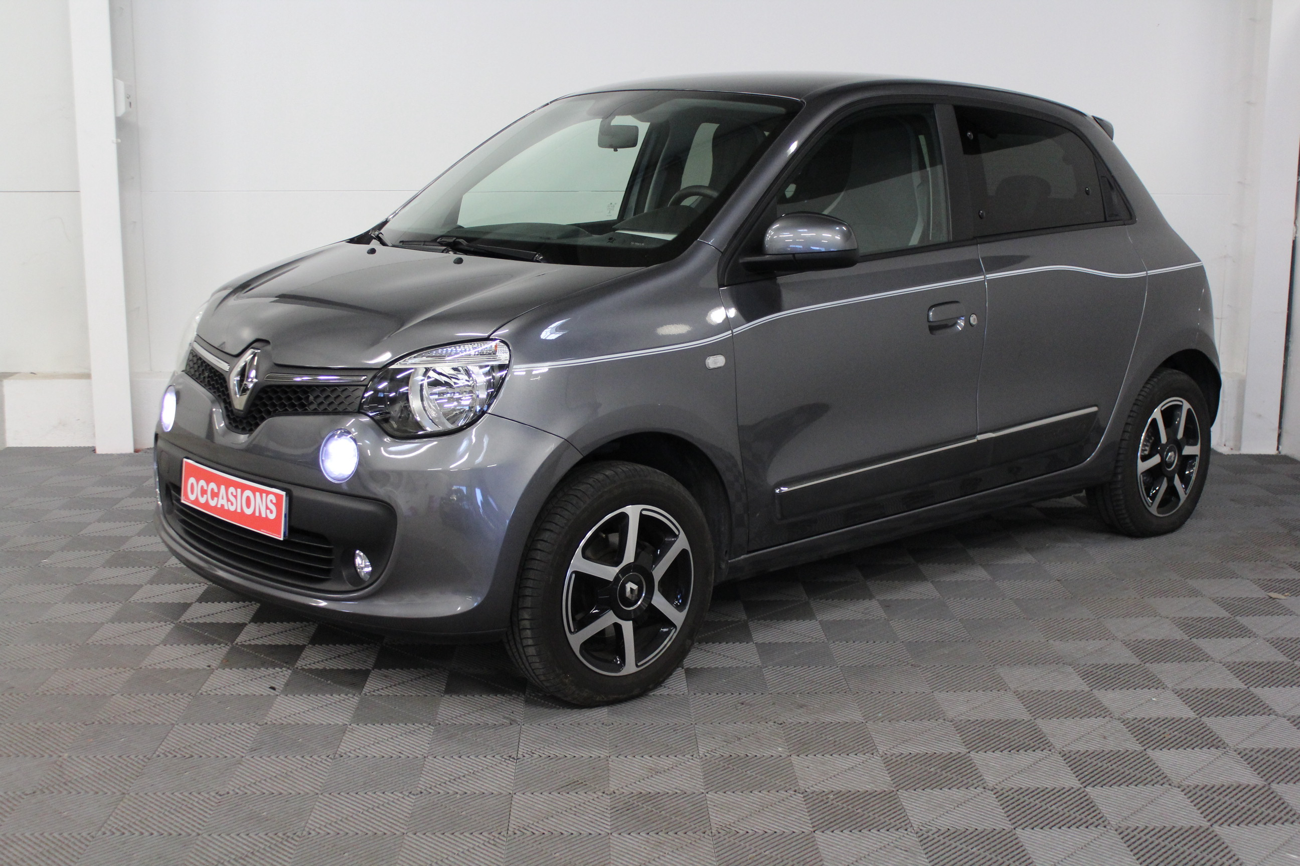 RENAULT TWINGO III 1.0 SCe 70 BC Intens d'occasion