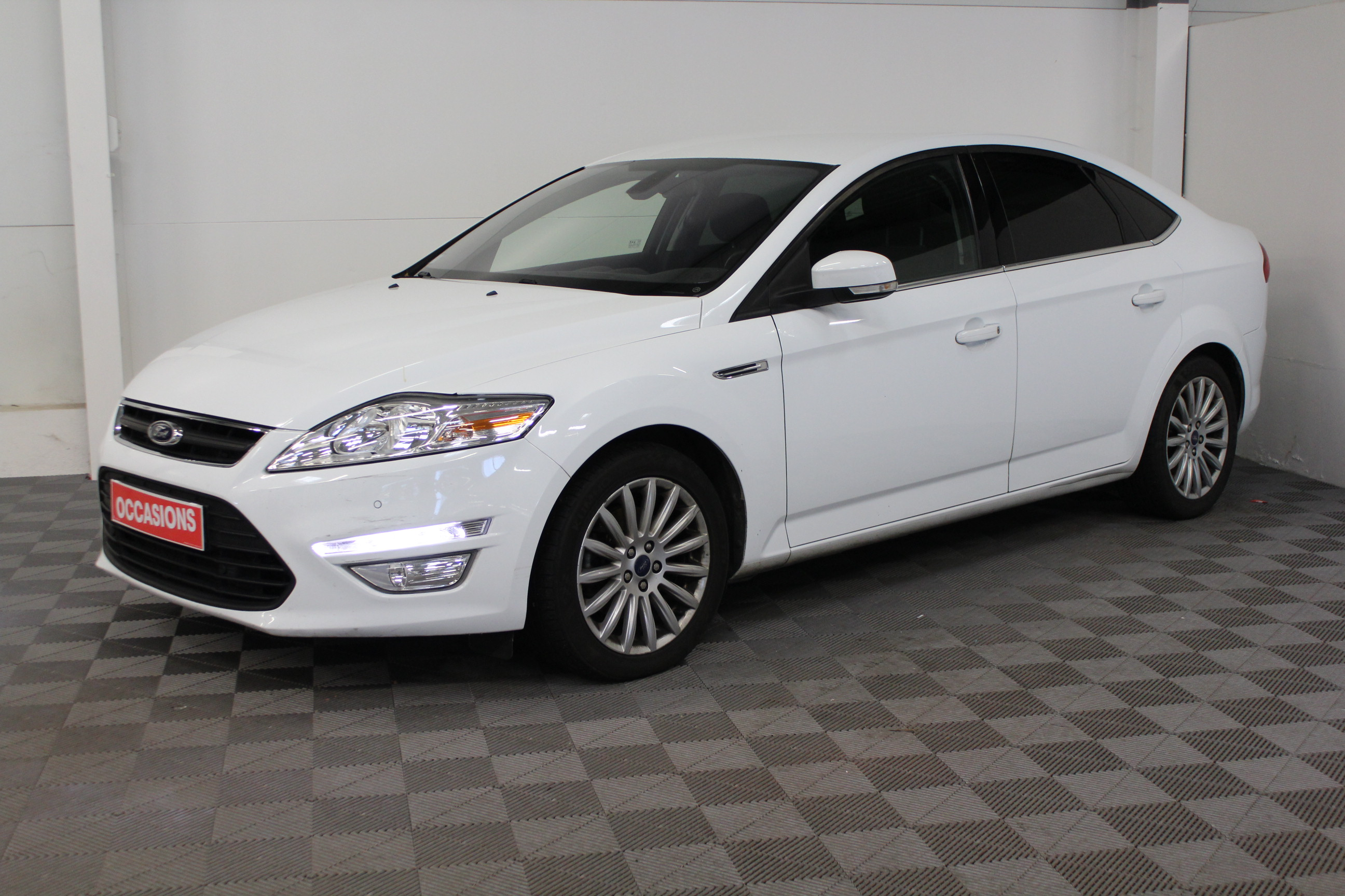 FORD MONDEO 2.0 TDCi 140 ECO FAP Business Nav d'occasion