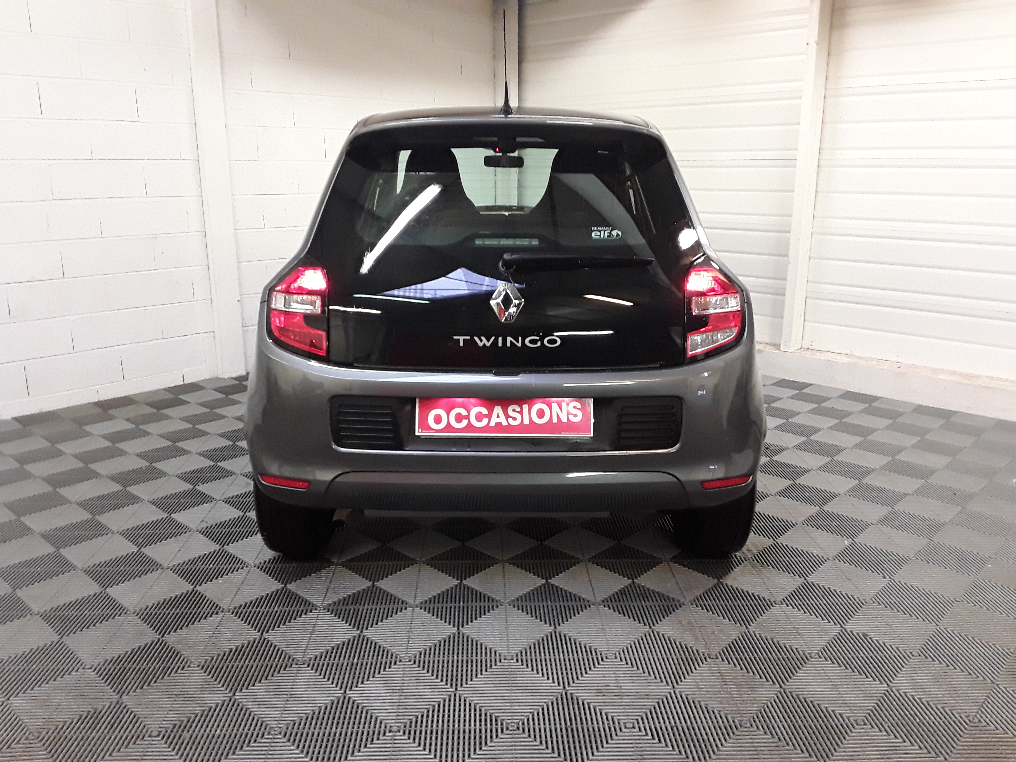 RENAULT TWINGO III 2017 à 7900 € - Photo n°5