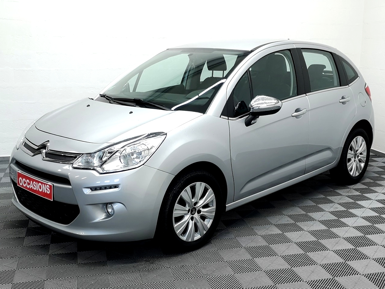 CITROEN C3 BlueHDi 100 S&S Feel Edition d'occasion