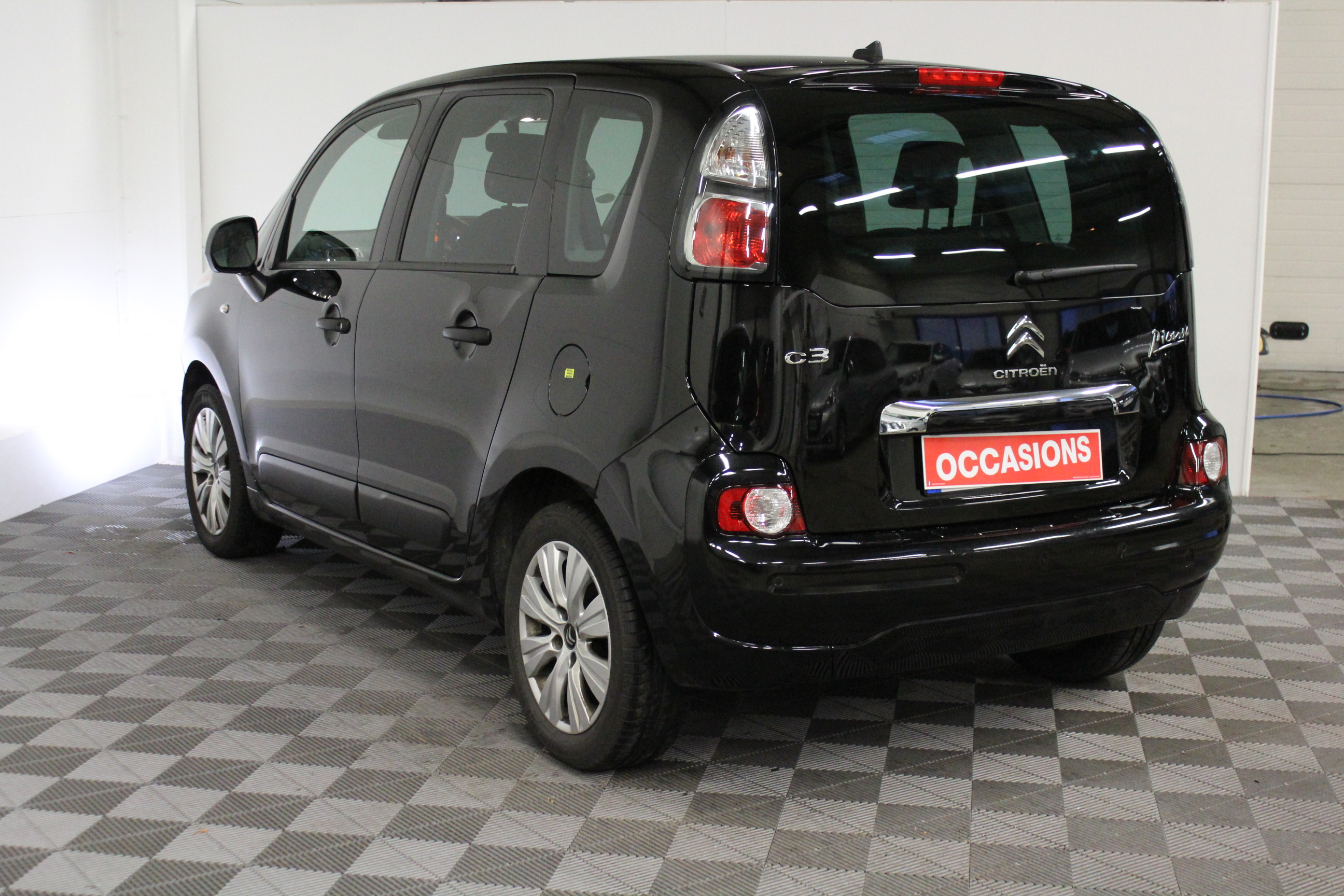 CITROEN C3 PICASSO 2016 à 9900 € - Photo n°5
