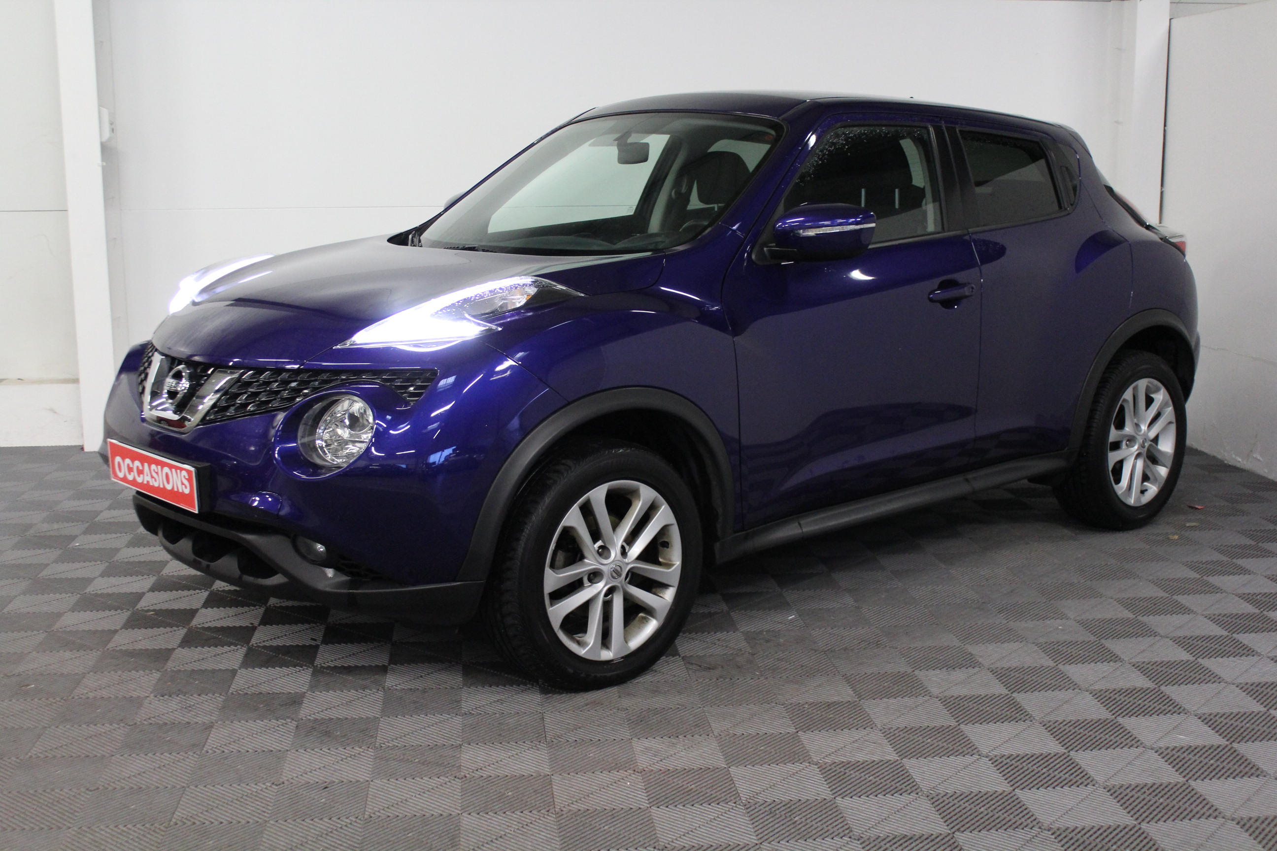 NISSAN JUKE 1.5 dCi 110 FAP Start/Stop System Visia Pack d'occasion