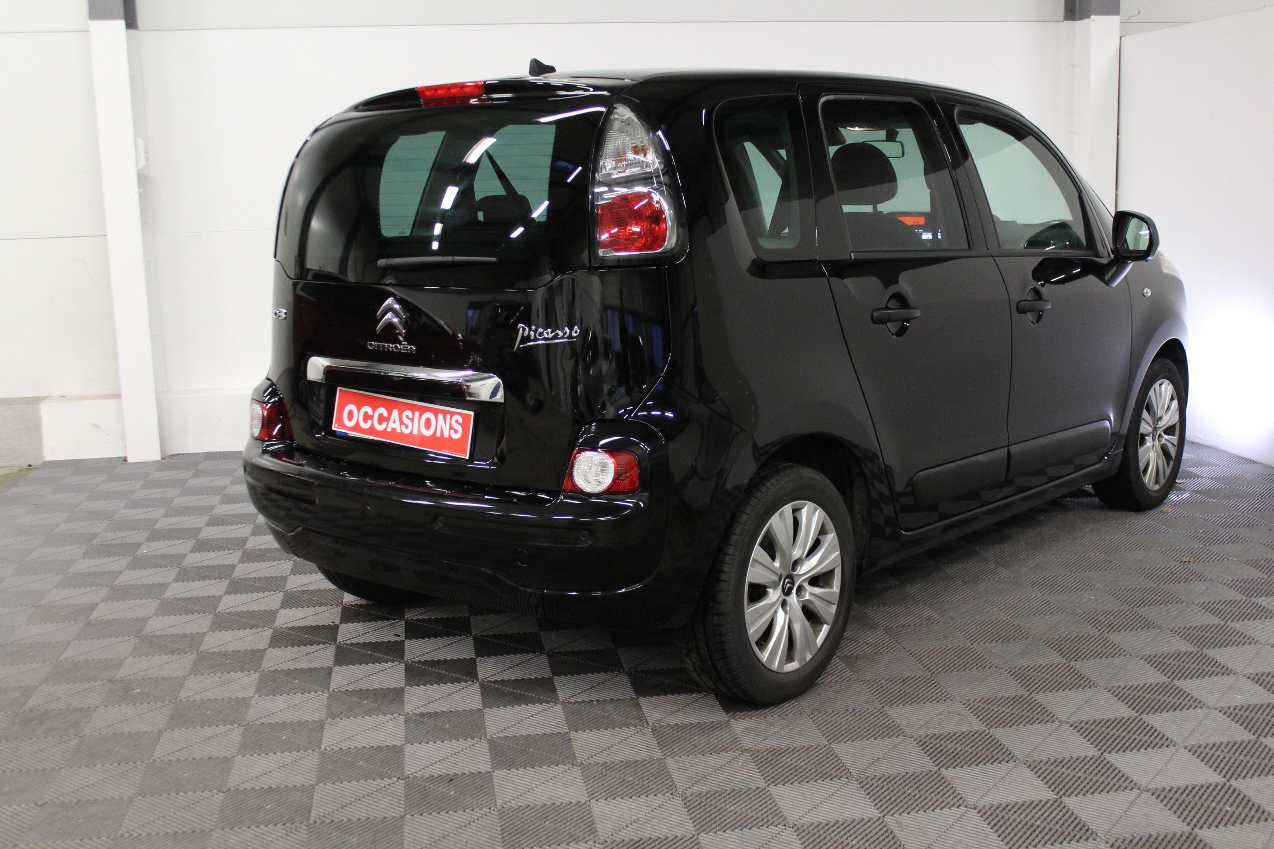 CITROEN C3 PICASSO 2016 à 9900 € - Photo n°4