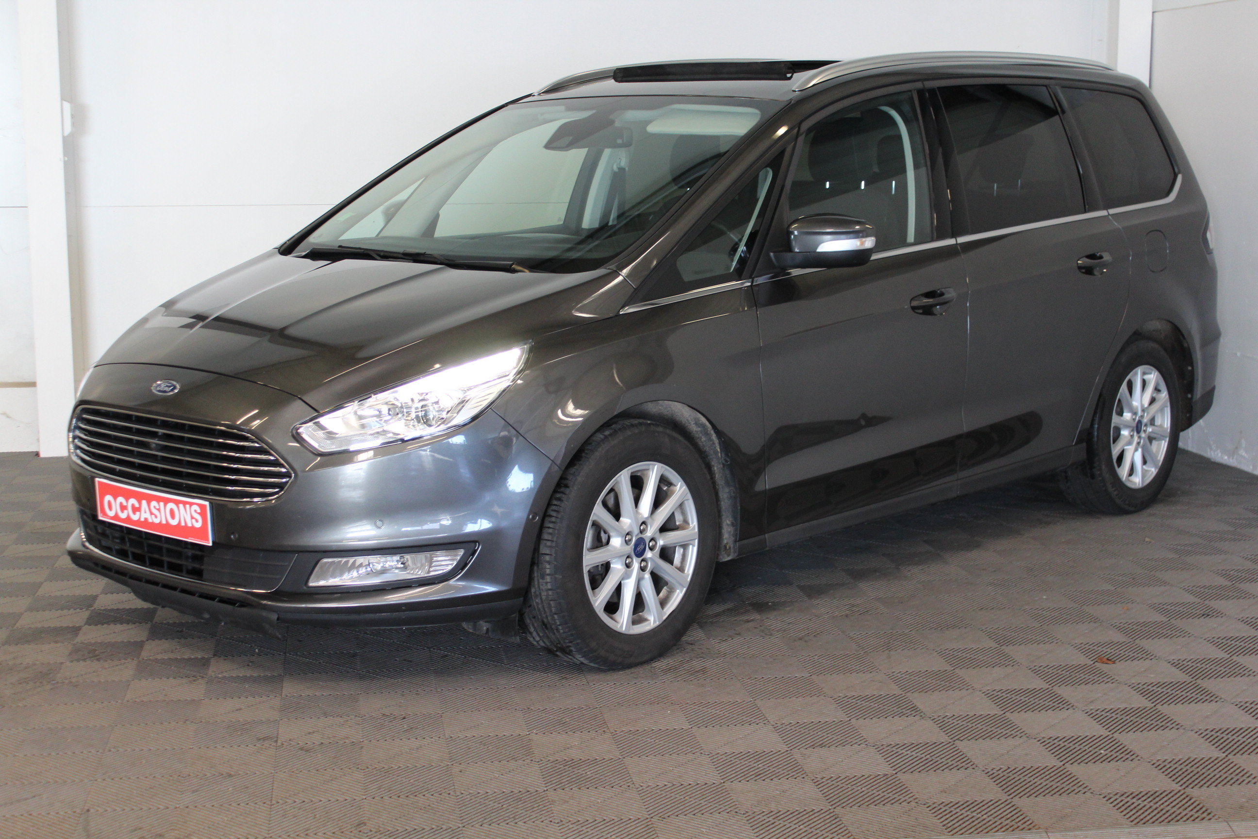 FORD GALAXY 2.0 TDCI 150 S&S Powershift Titanium d'occasion
