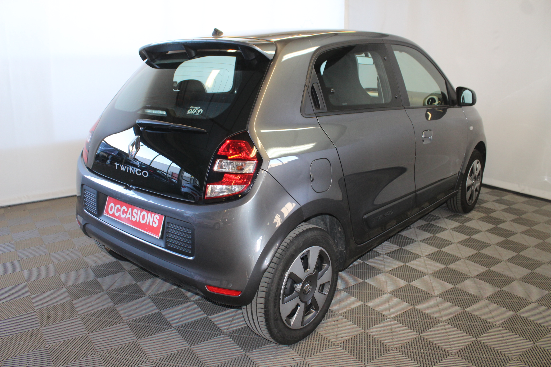 RENAULT TWINGO III 2017 à 7900 € - Photo n°9