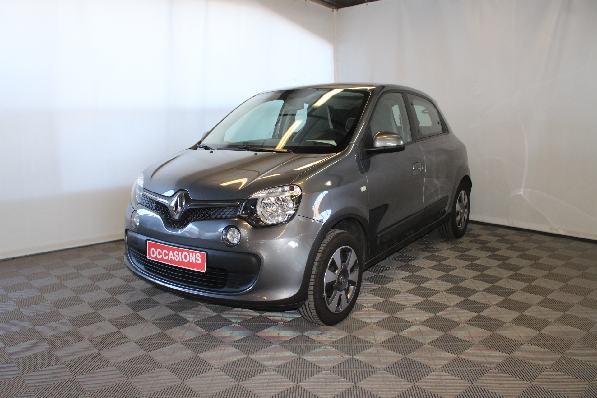 RENAULT TWINGO III 2017 à 7900 € - Photo n°1