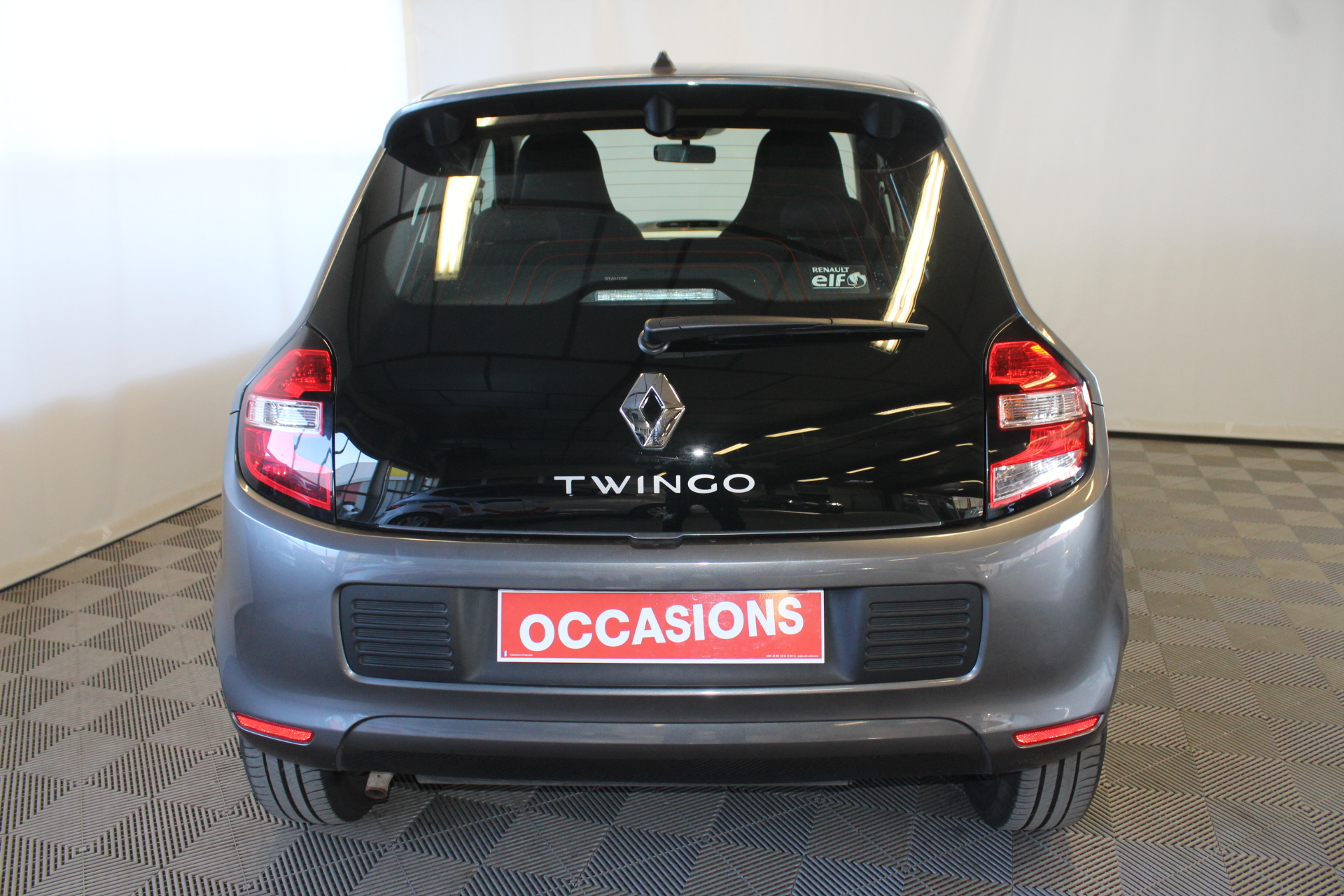 RENAULT TWINGO III 2017 à 7900 € - Photo n°13