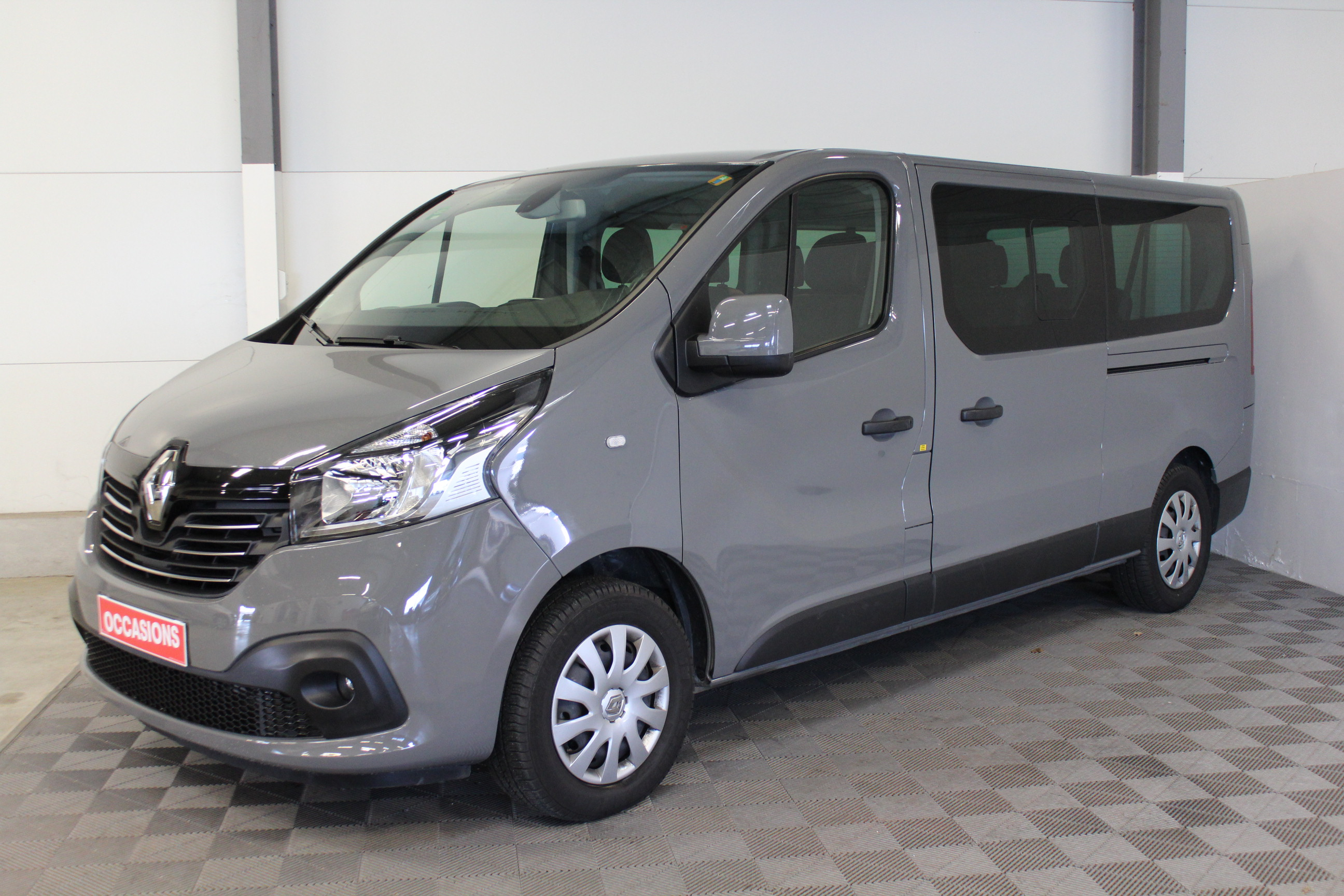 RENAULT TRAFIC COMBI L2 dCi 125 Energy Intens2 d'occasion