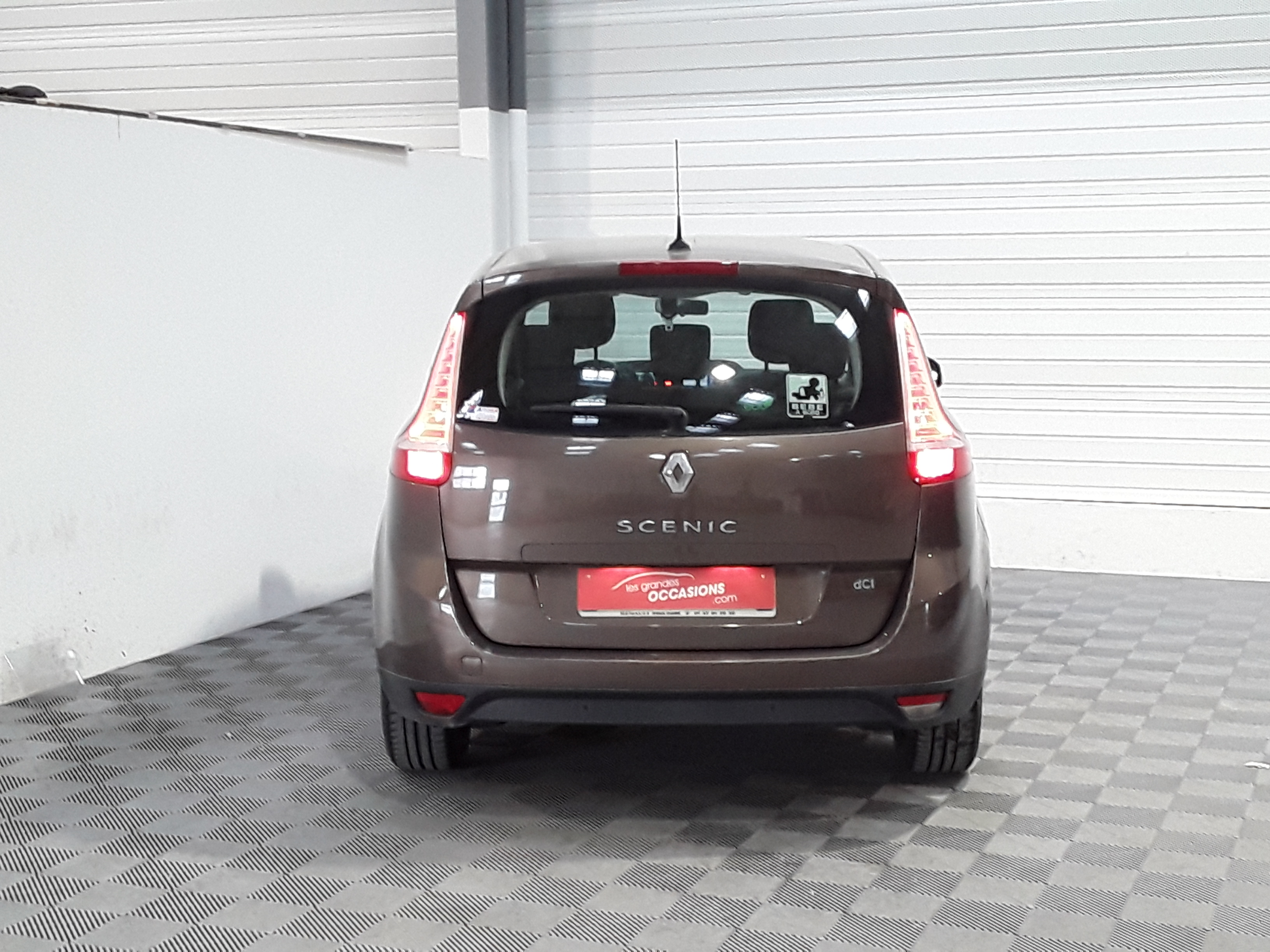 RENAULT GRAND SCENIC 2010 à 7490 € - Photo n°4