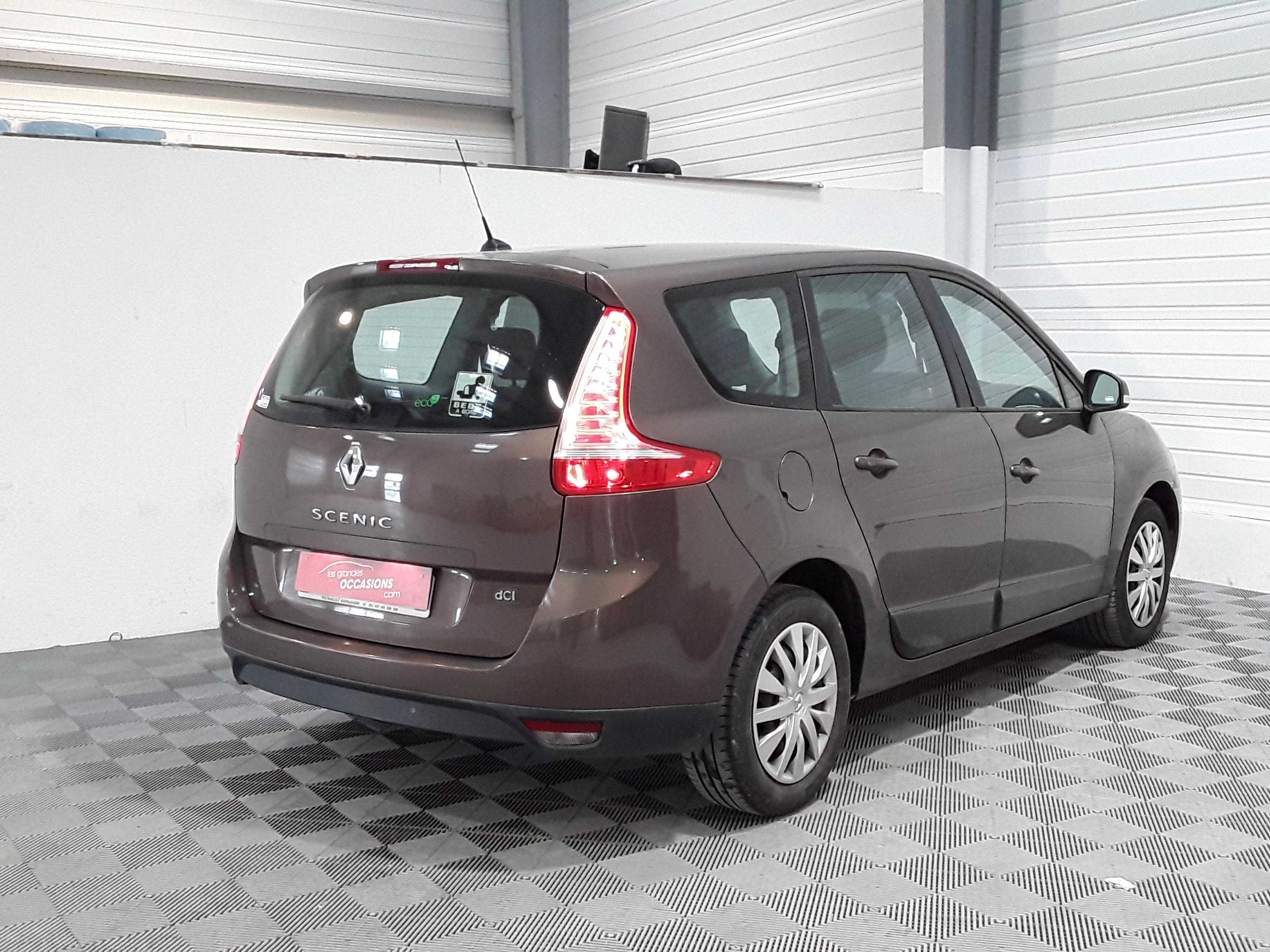 RENAULT GRAND SCENIC 2010 à 7490 € - Photo n°3