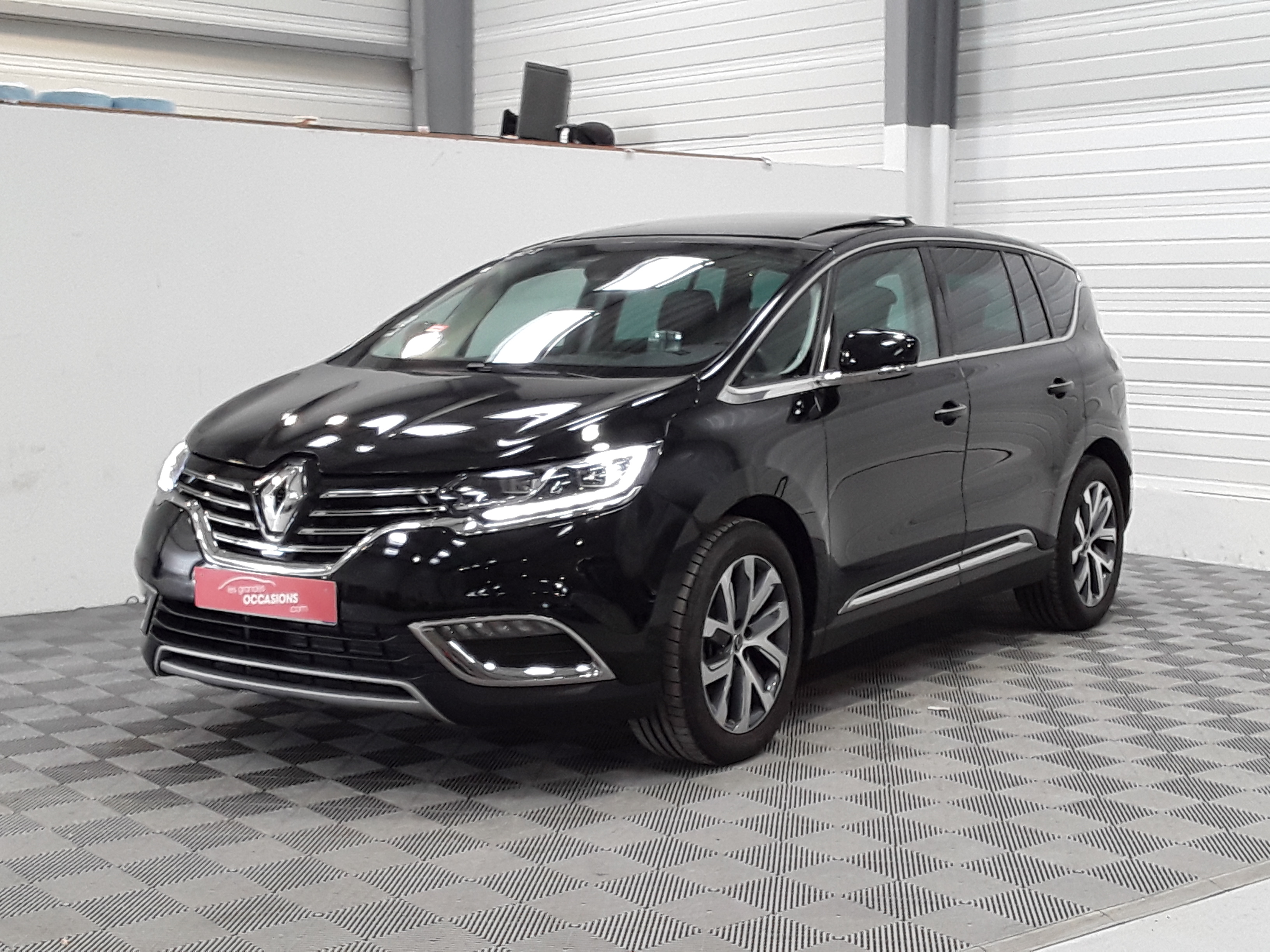 RENAULT ESPACE V Intens Energy dCi 160 EDC d'occasion