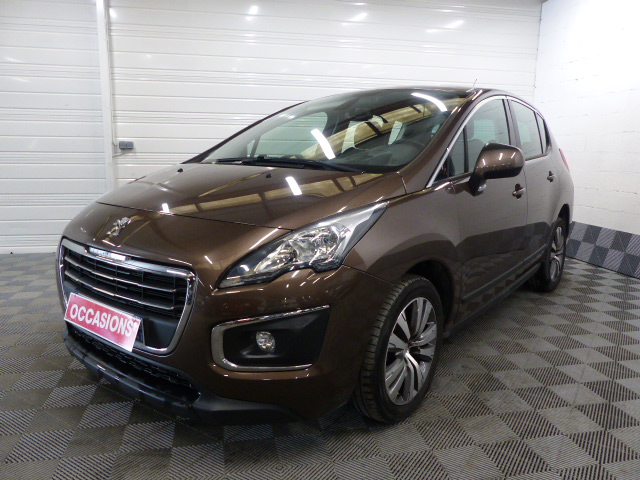 PEUGEOT 3008 1.6 HDi 115ch FAP BVM6 Business Pack d'occasion