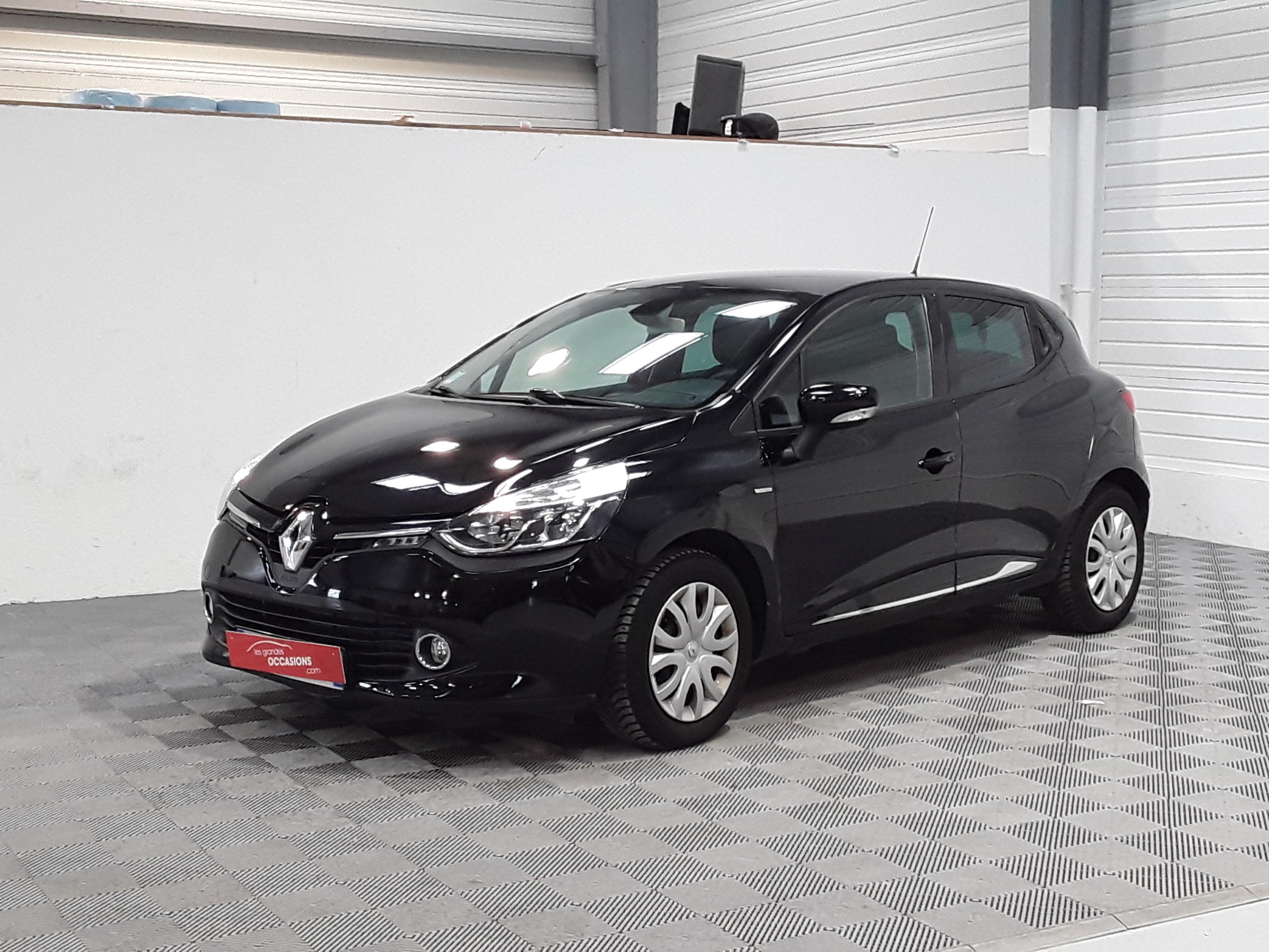 RENAULT CLIO IV TCe 90 Energy SL Limited d'occasion