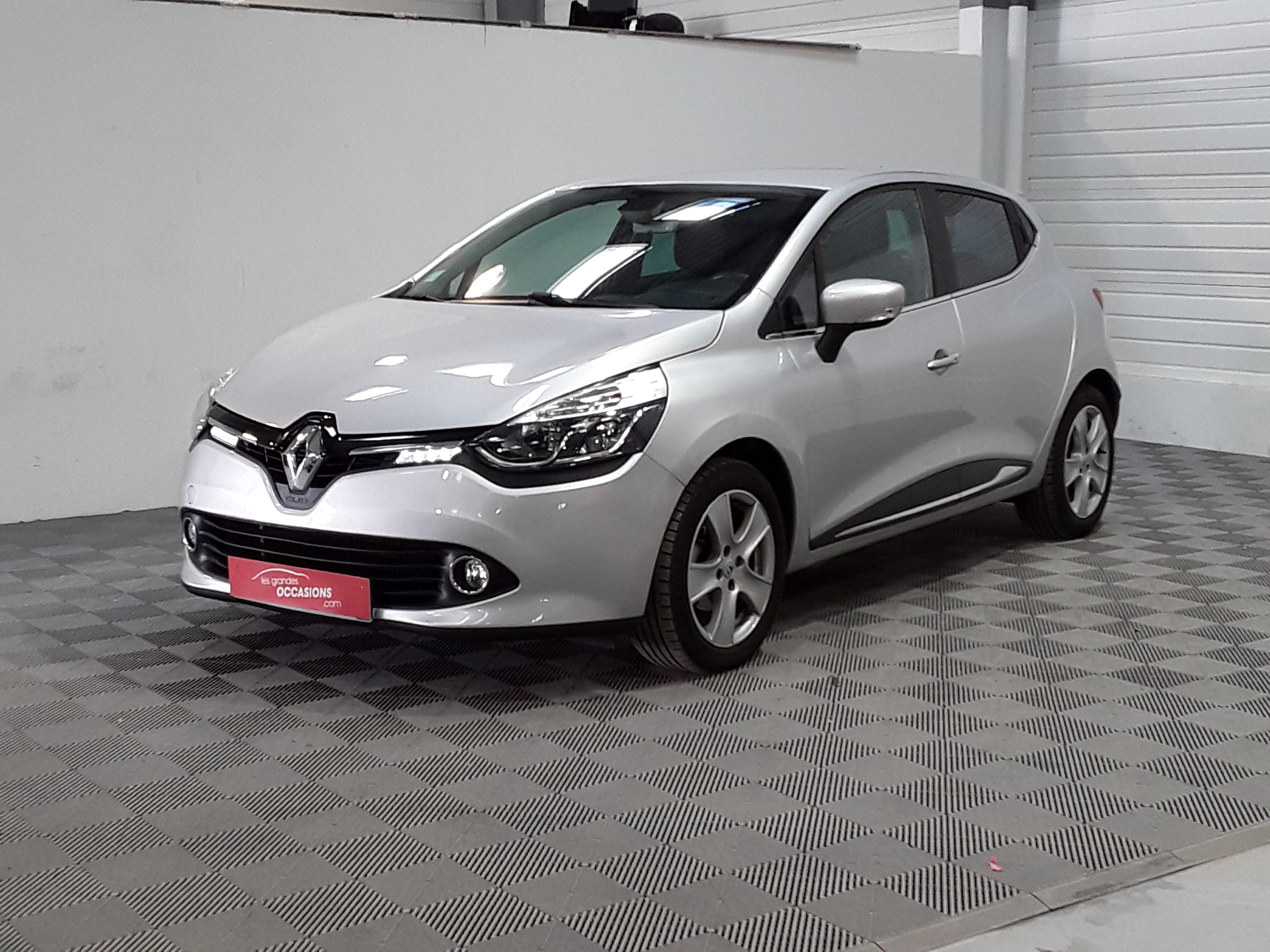 RENAULT CLIO IV 1.5 DCI 90CH ENERGY INTENS 5P d'occasion