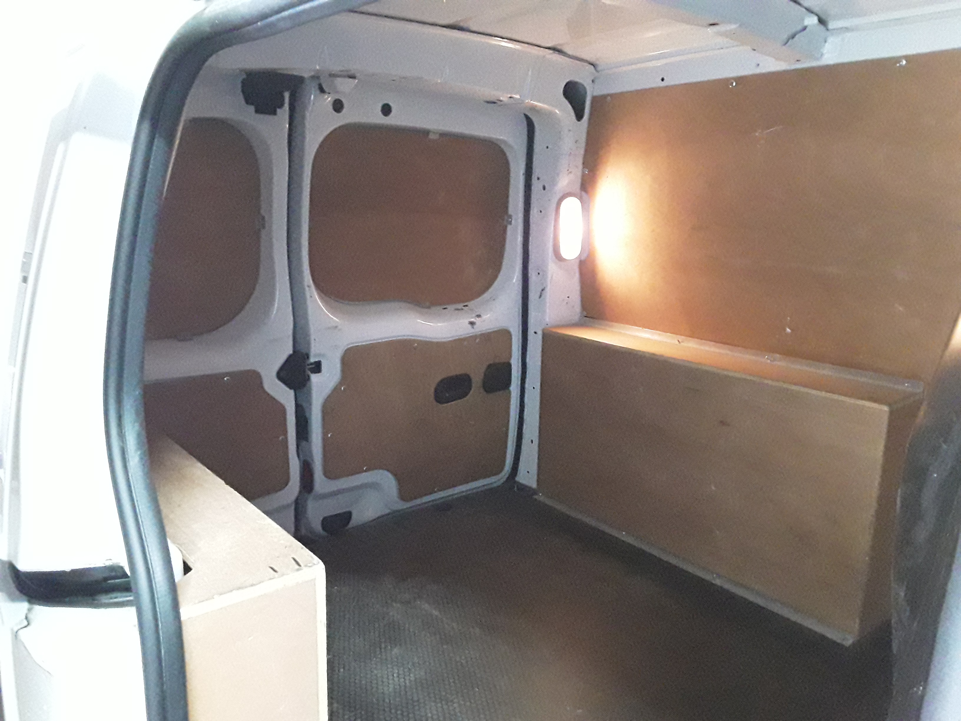 RENAULT KANGOO EXPRESS 2015 à 7400 € - Photo n°8