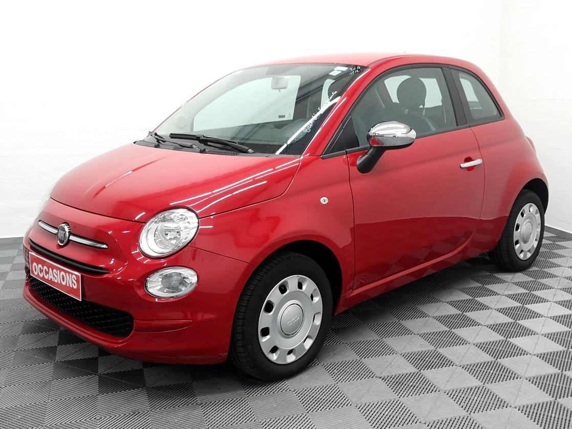 FIAT 500 MY17 1.2 69 ch Popstar d'occasion