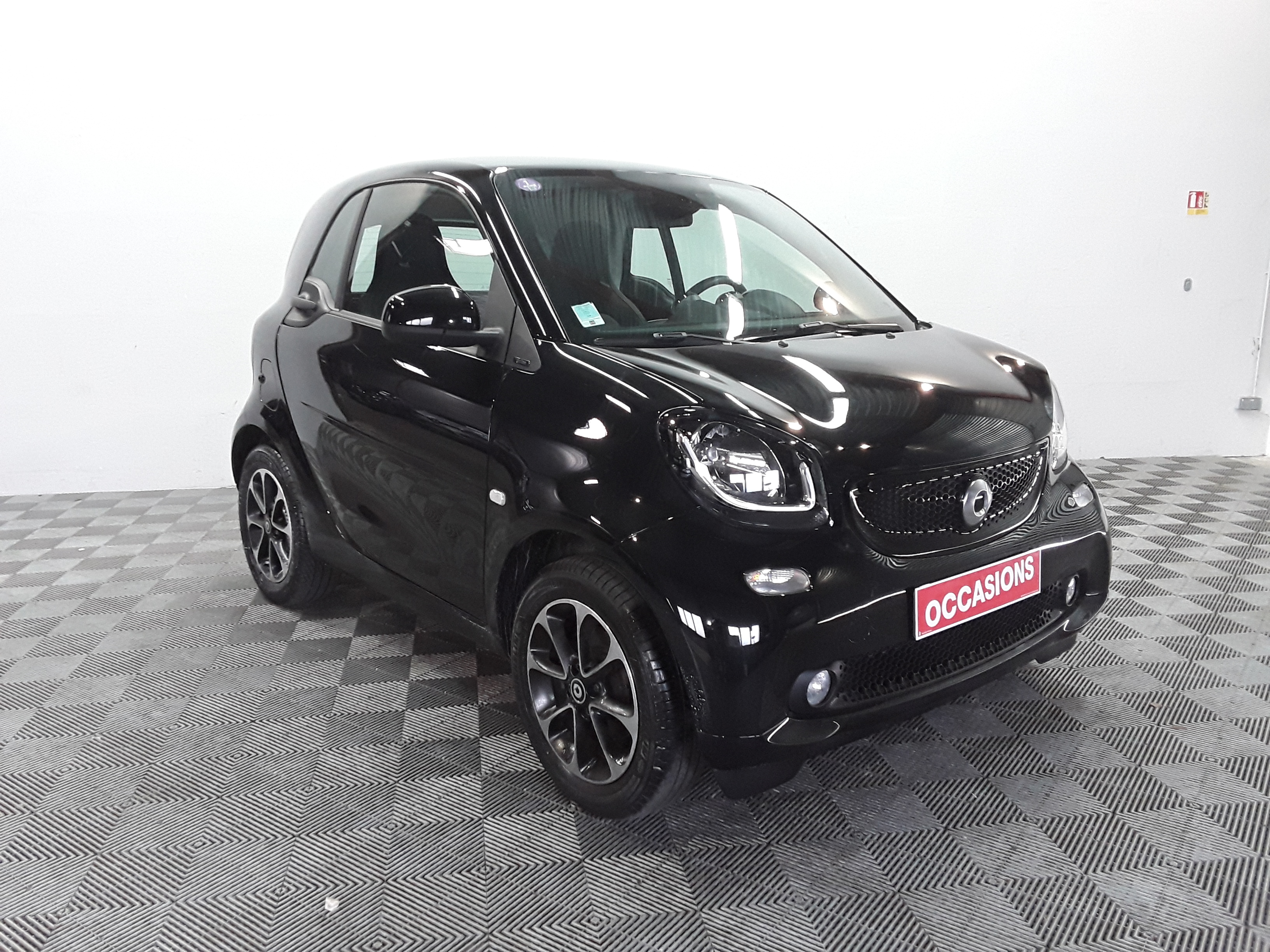 SMART FORTWO COUPE 2018 à 10800 € - Photo n°2