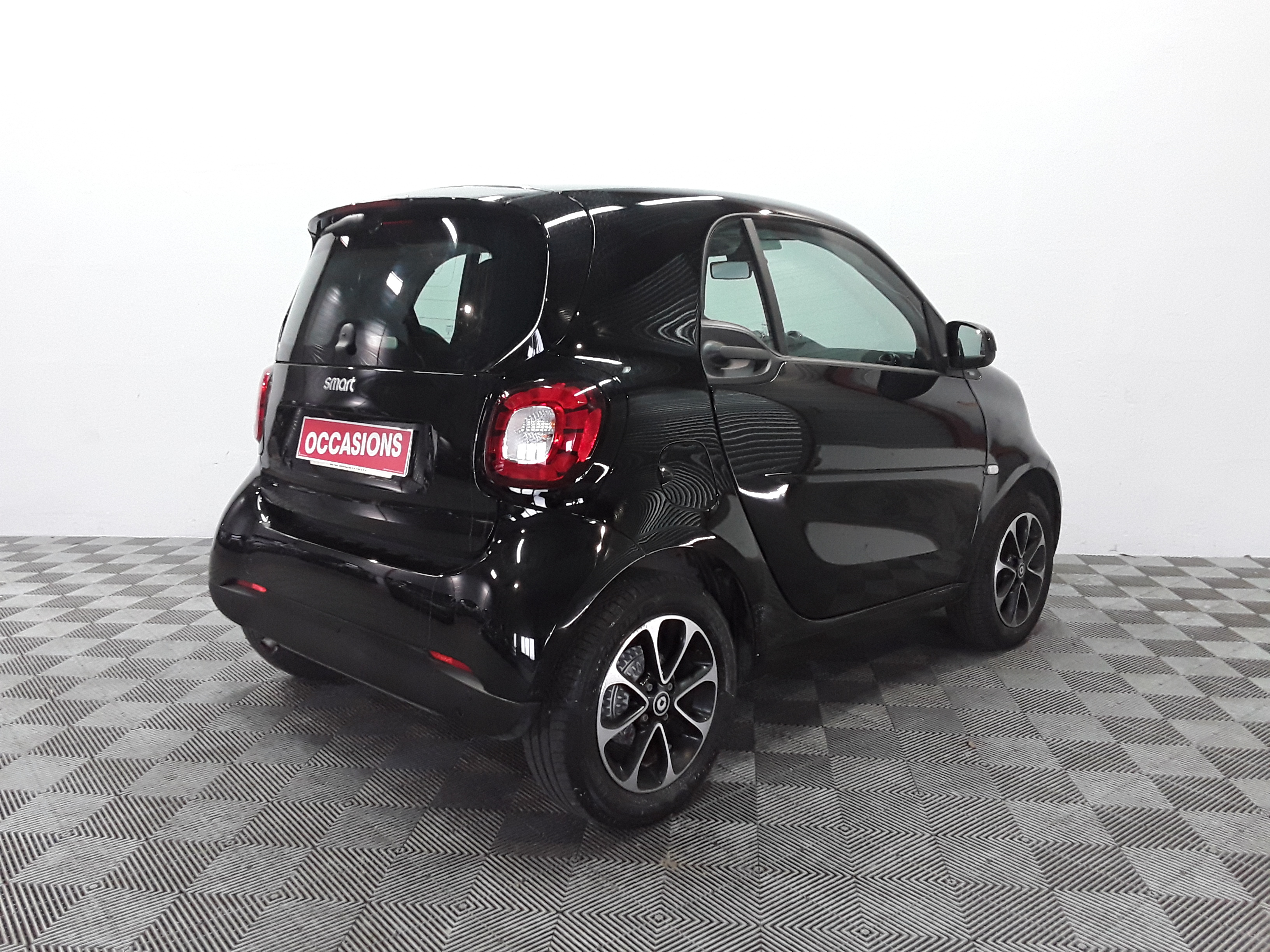 SMART FORTWO COUPE 2018 à 10800 € - Photo n°4