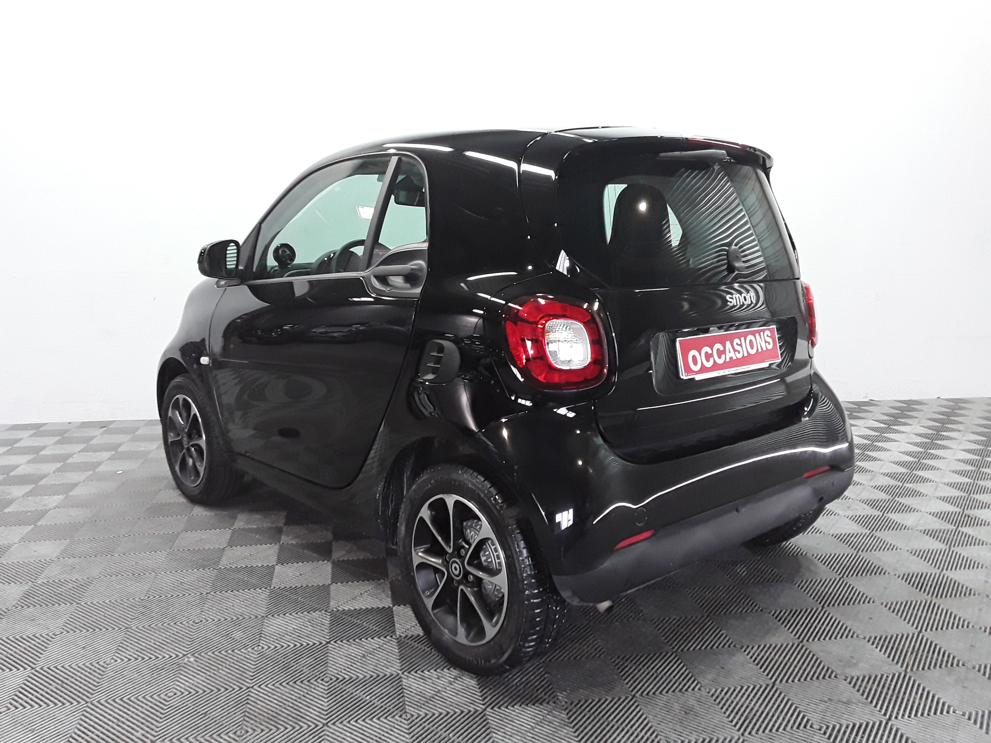SMART FORTWO COUPE 2018 à 10800 € - Photo n°3