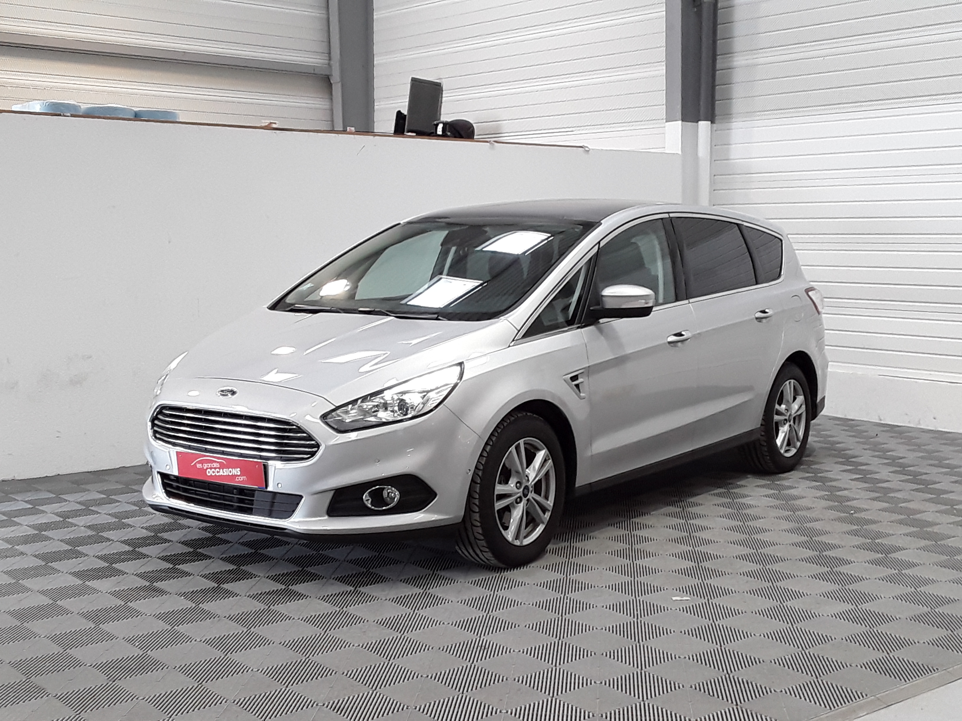 FORD S-MAX 2.0 TDCi 150 S&S Titanium Powershift A d'occasion