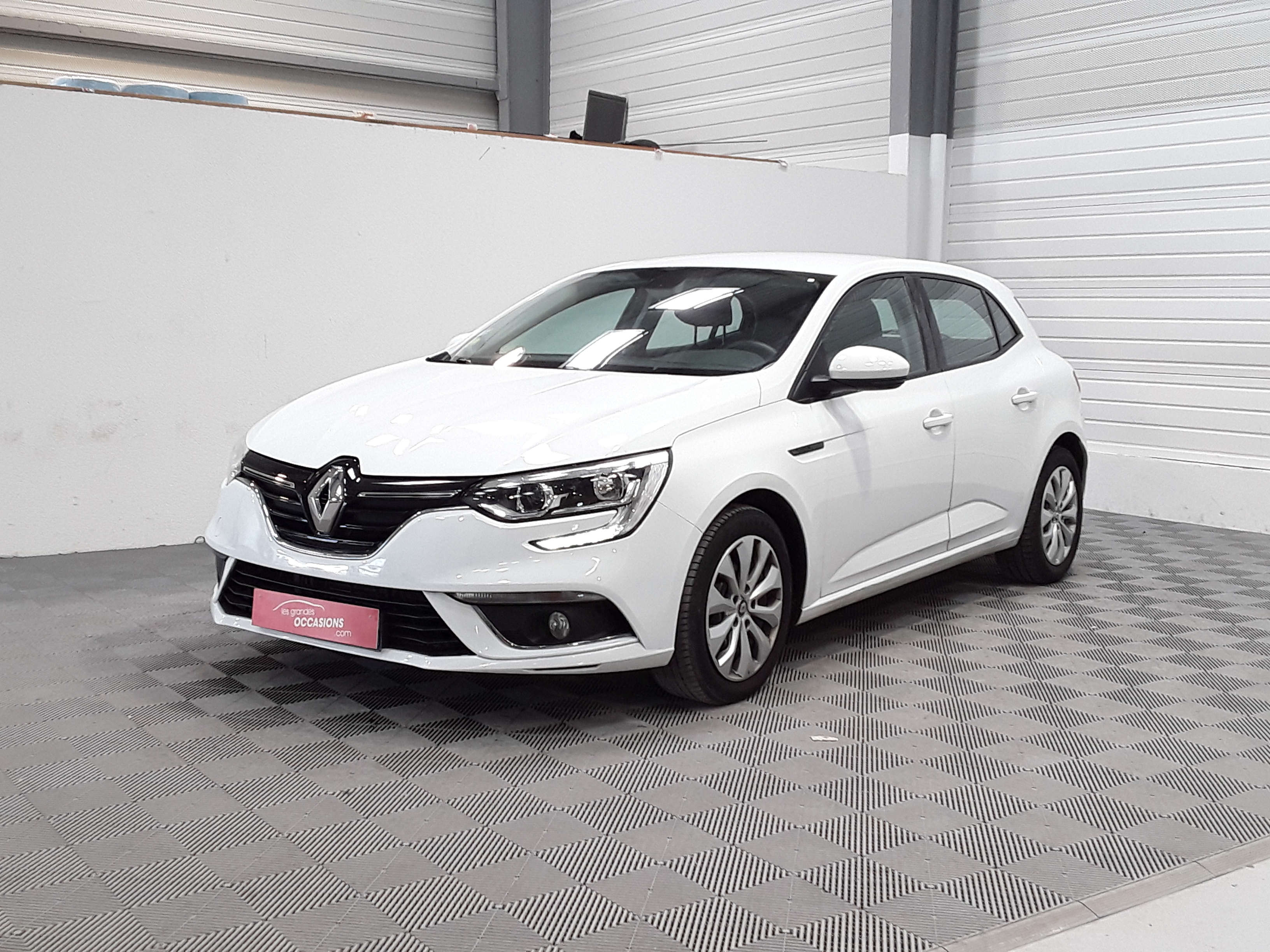 RENAULT MEGANE IV SOCIETE 1.5 DCI 90CH ENERGY AIR NAV d'occasion