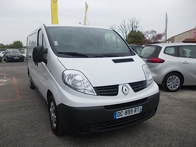 RENAULT TRAFIC FOURGON - FGN DCI 115 L2H1 1200 KG GRAND CONFORT EURO 5
