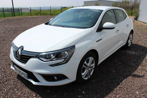 RENAULT MEGANE IV BERLINE BUSINESS0