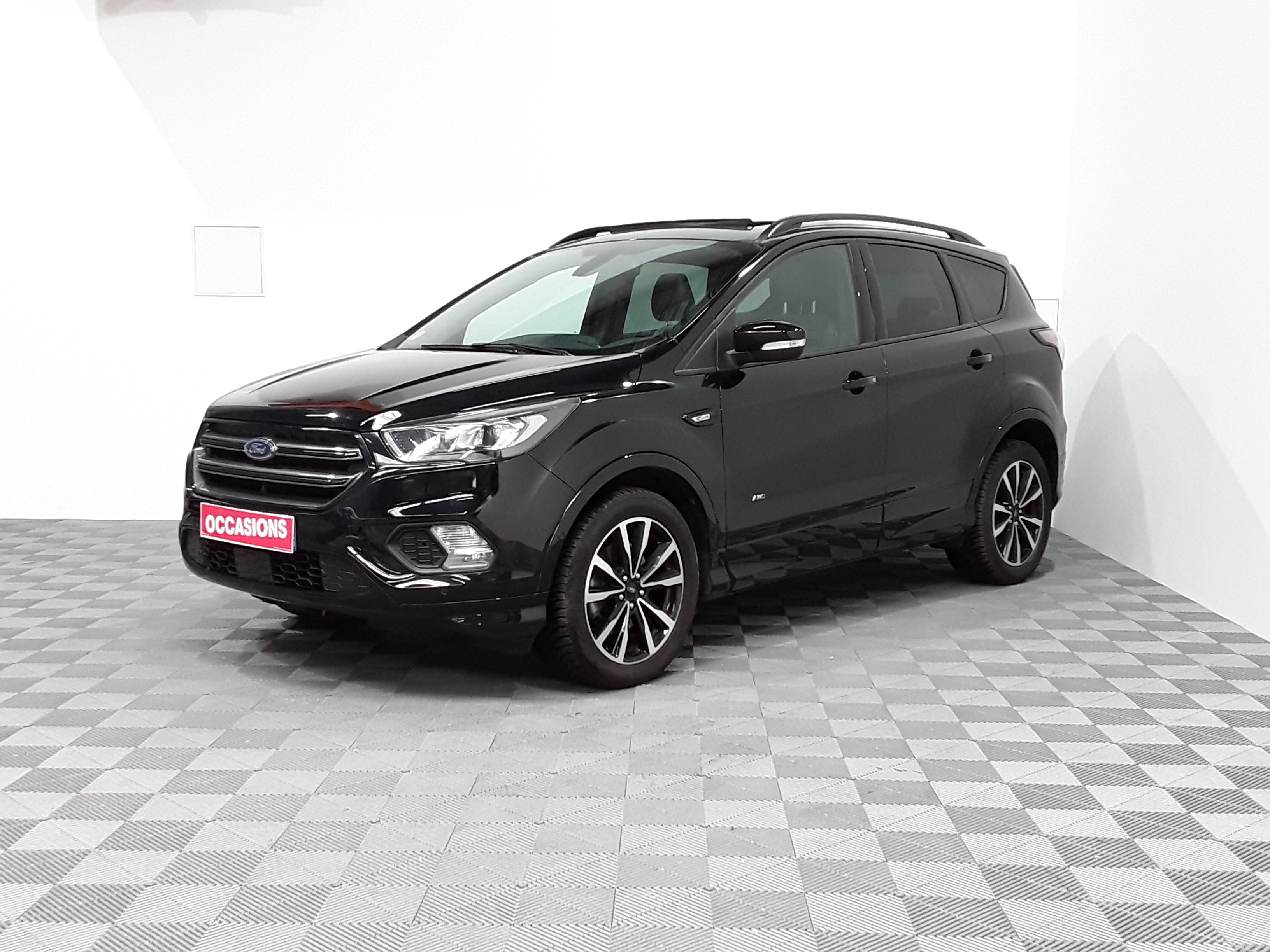FORD KUGA 2.0 TDCi 180 S&S 4x4 Powershift ST-Line d'occasion