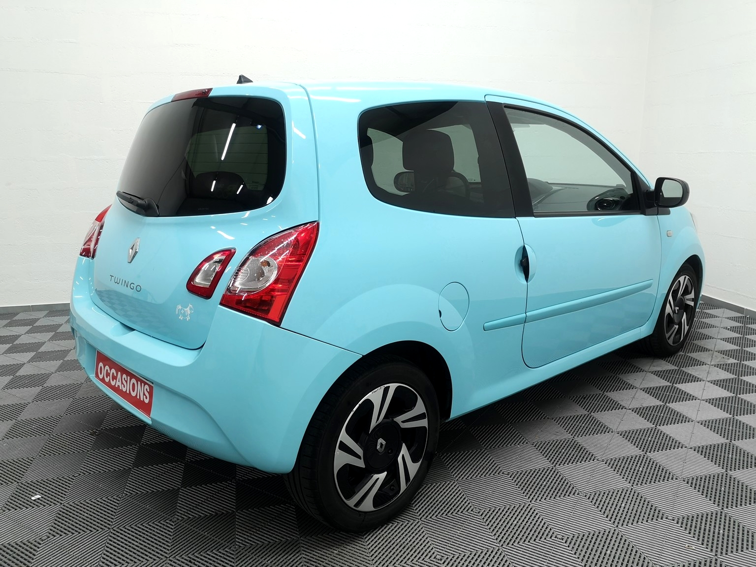 RENAULT TWINGO II 2013 à 6490 € - Photo n°19