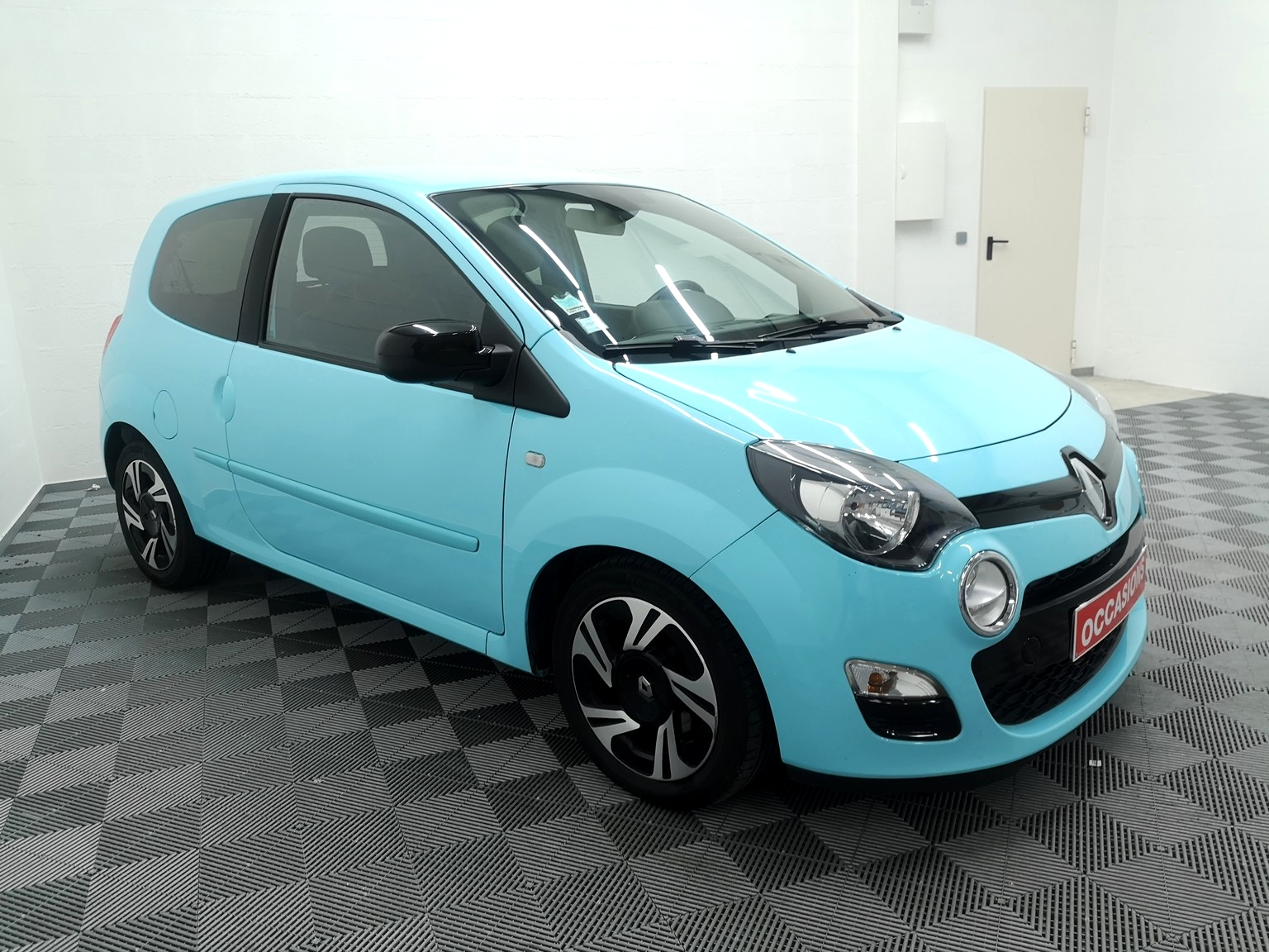 RENAULT TWINGO II 2013 à 6490 € - Photo n°7