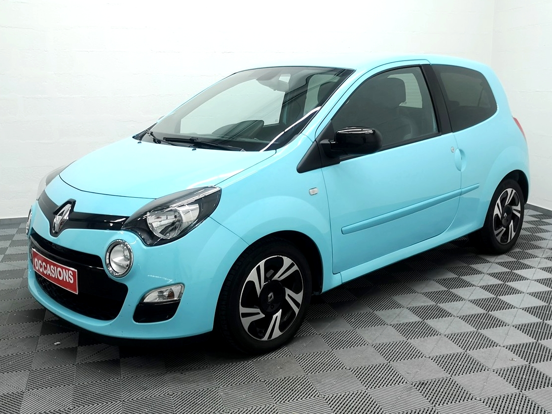 RENAULT TWINGO II 2013 à 6490 € - Photo n°1